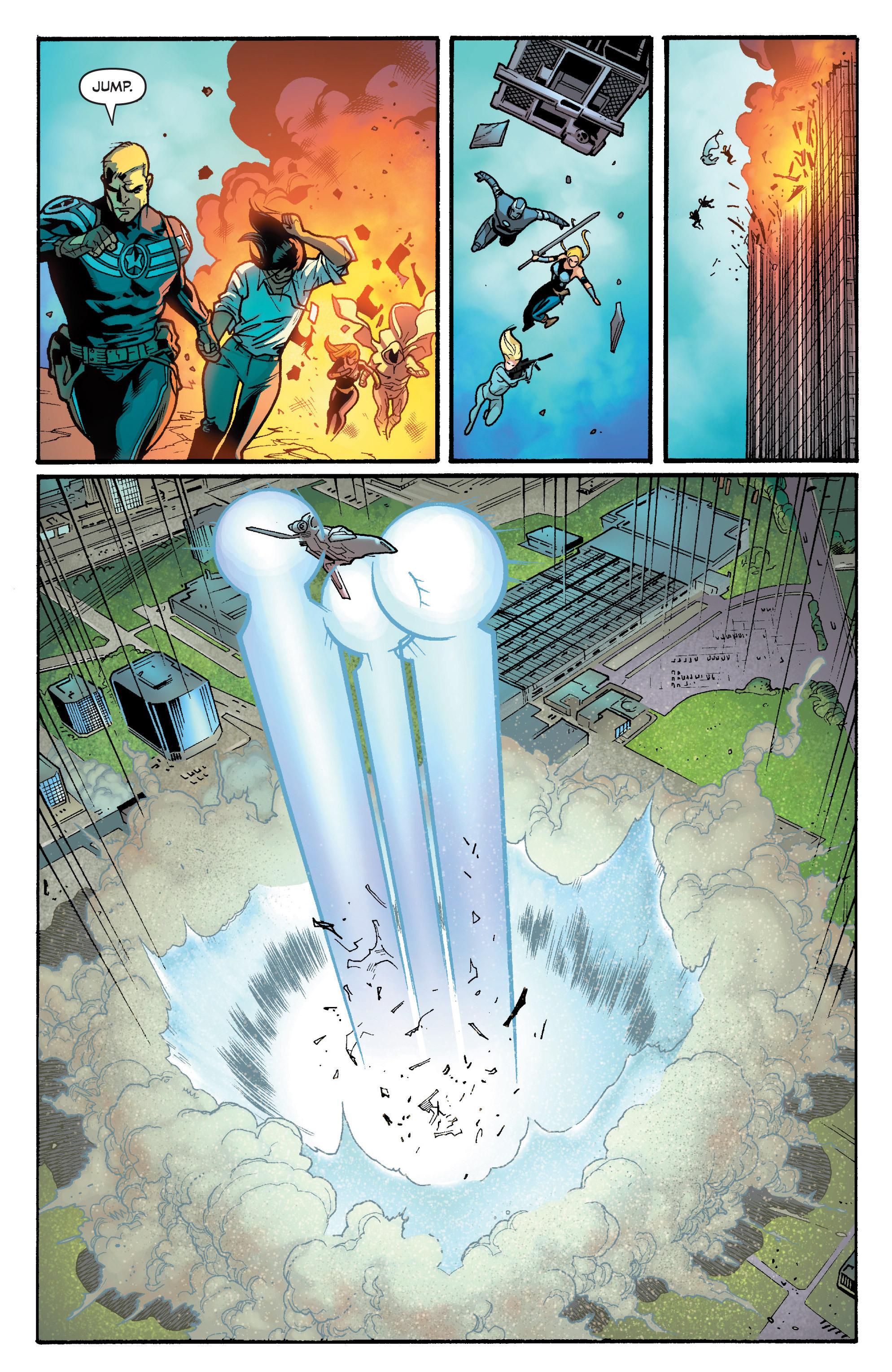 Read online Secret Avengers (2010) comic -  Issue #21 - 20