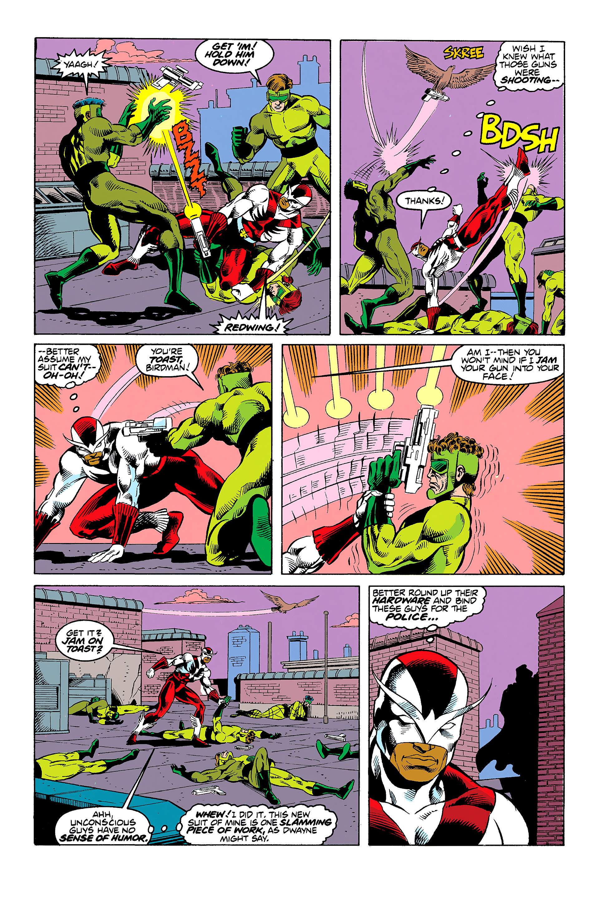 Read online Captain America (1968) comic -  Issue # _Annual 11 - 40