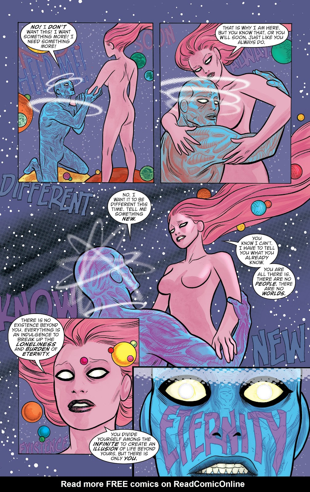 Read online Strange Adventures (2014) comic -  Issue # TPB (Part 2) - 50