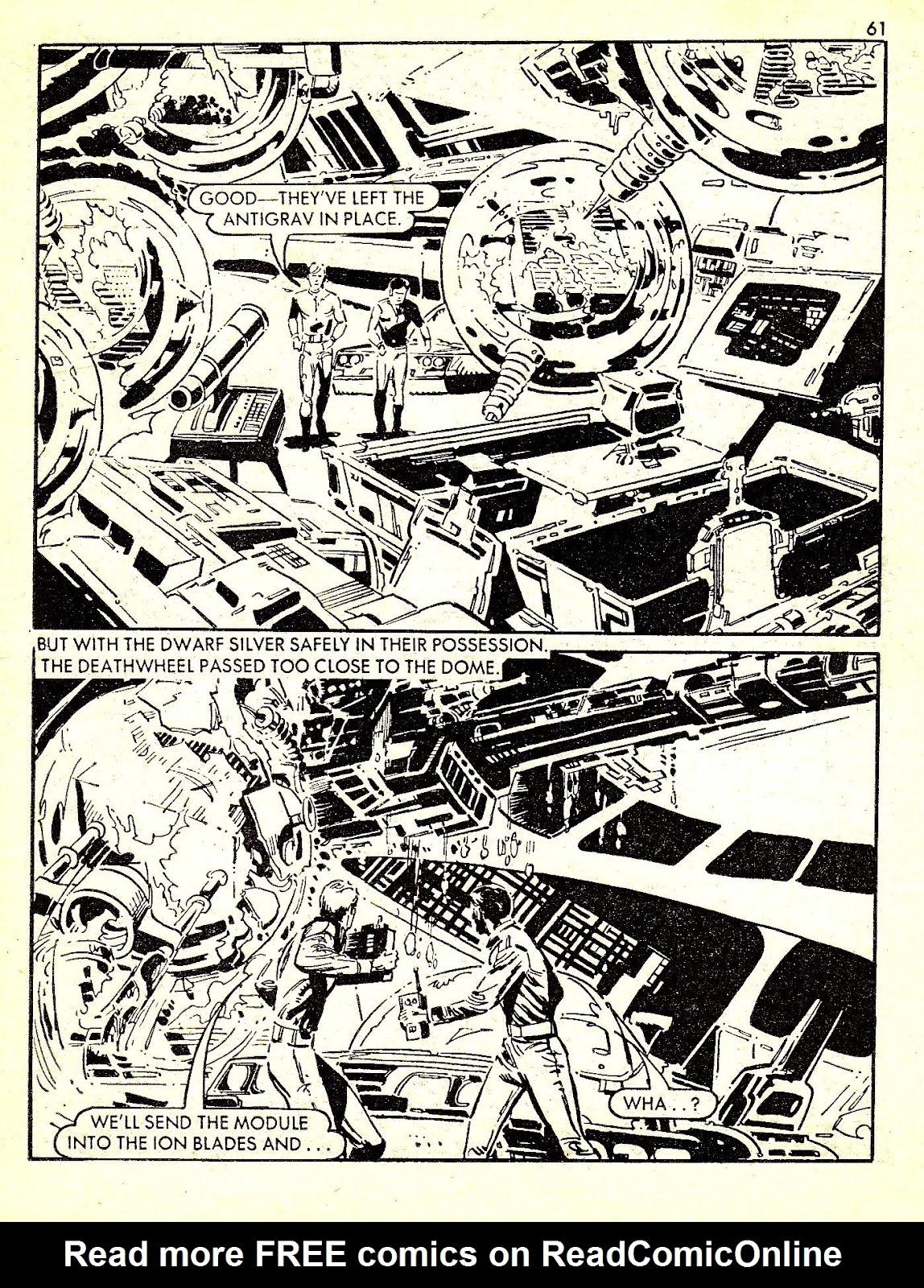 Starblazer issue 140 - Page 61