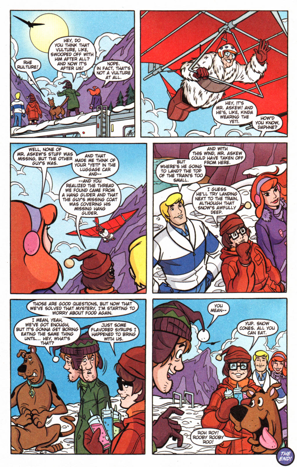 Read online Scooby-Doo (1997) comic -  Issue #116 - 22