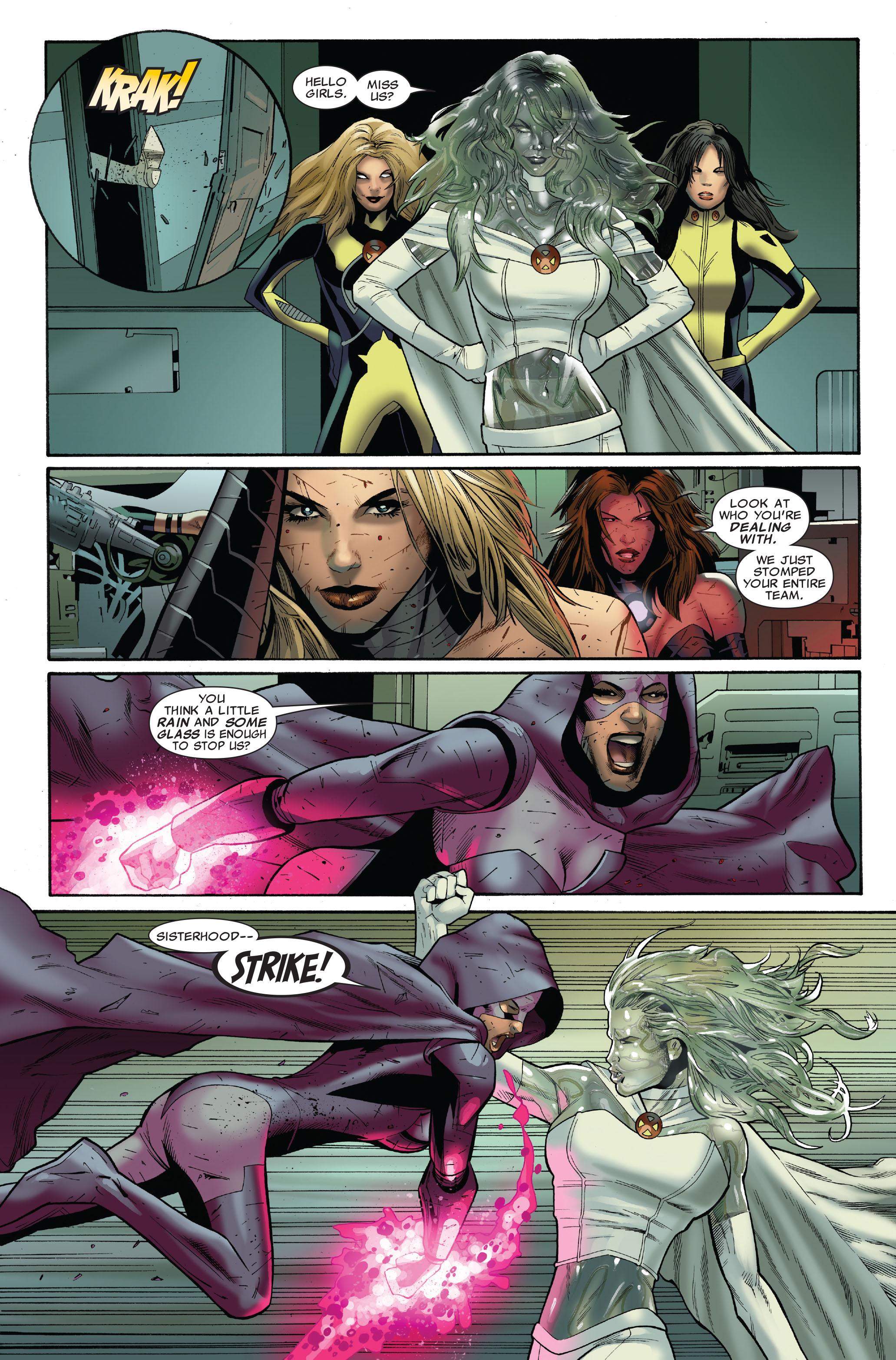 Read online Uncanny X-Men (1963) comic -  Issue #511 - 8