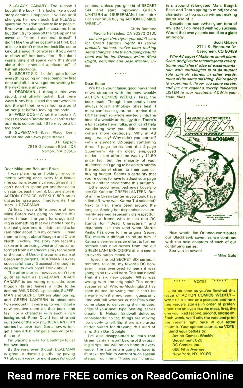 Action Comics (1938) 620 Page 34