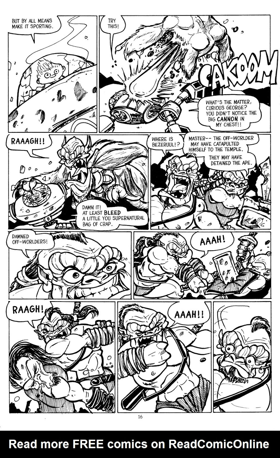 Read online The Adventures of Barry Ween, Boy Genius 3: Monkey Tales comic -  Issue #6 - 18