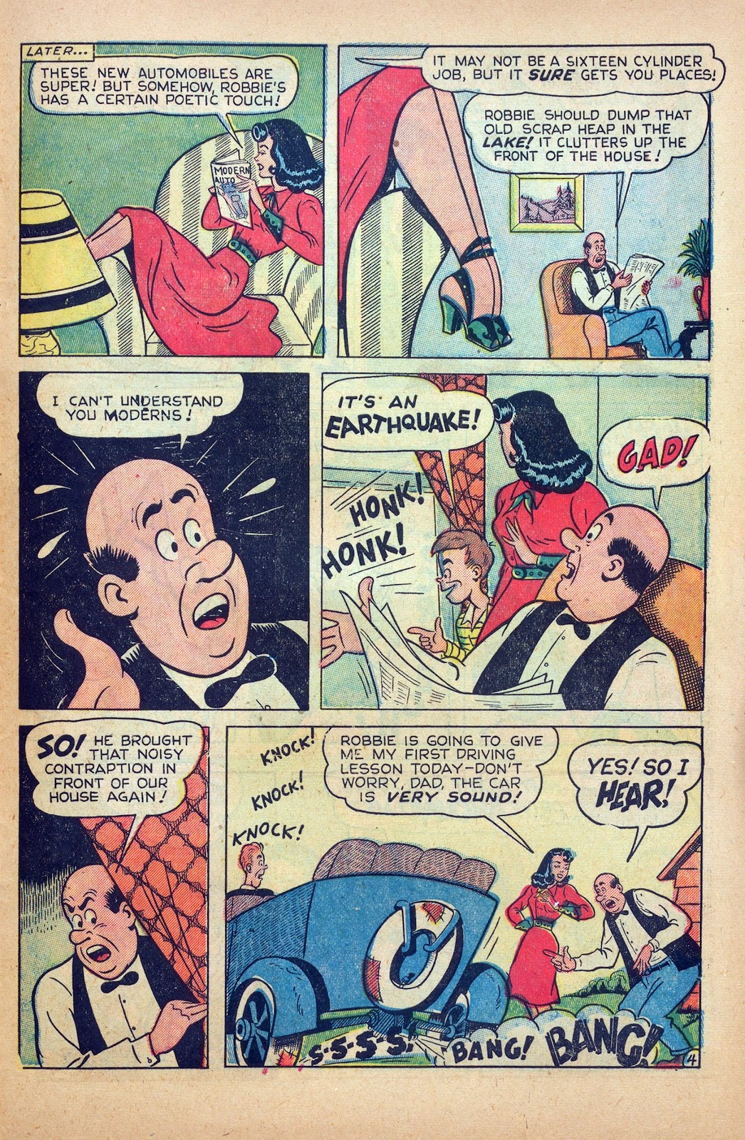 Read online Nellie The Nurse (1945) comic -  Issue #25 - 31
