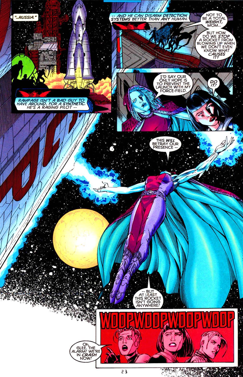 Read online Tangent Comics/ Doom Patrol comic -  Issue # Full - 24
