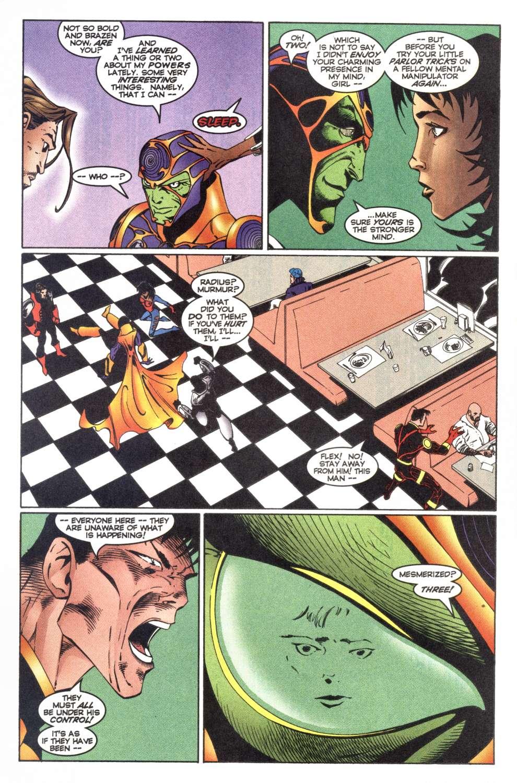 Read online Alpha Flight (1997) comic -  Issue #4 - 7