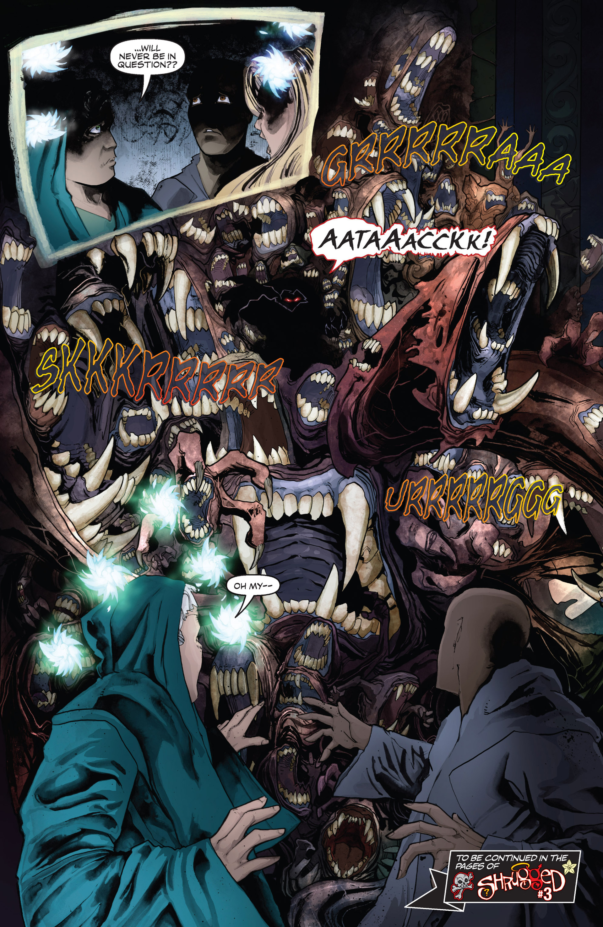 Read online Shrugged (2013) comic -  Issue #2 - 22