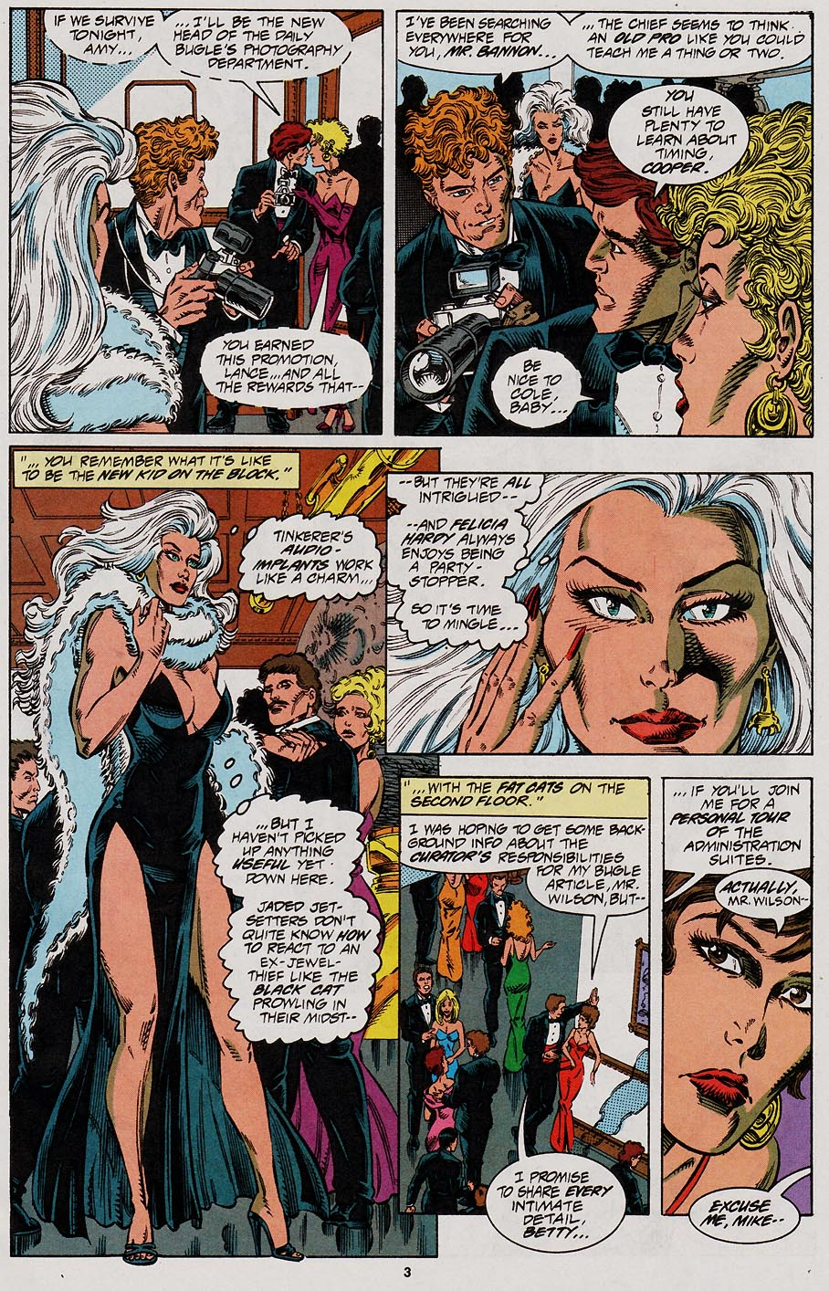 Web of Spider-Man (1985) Issue #113 #123 - English 4