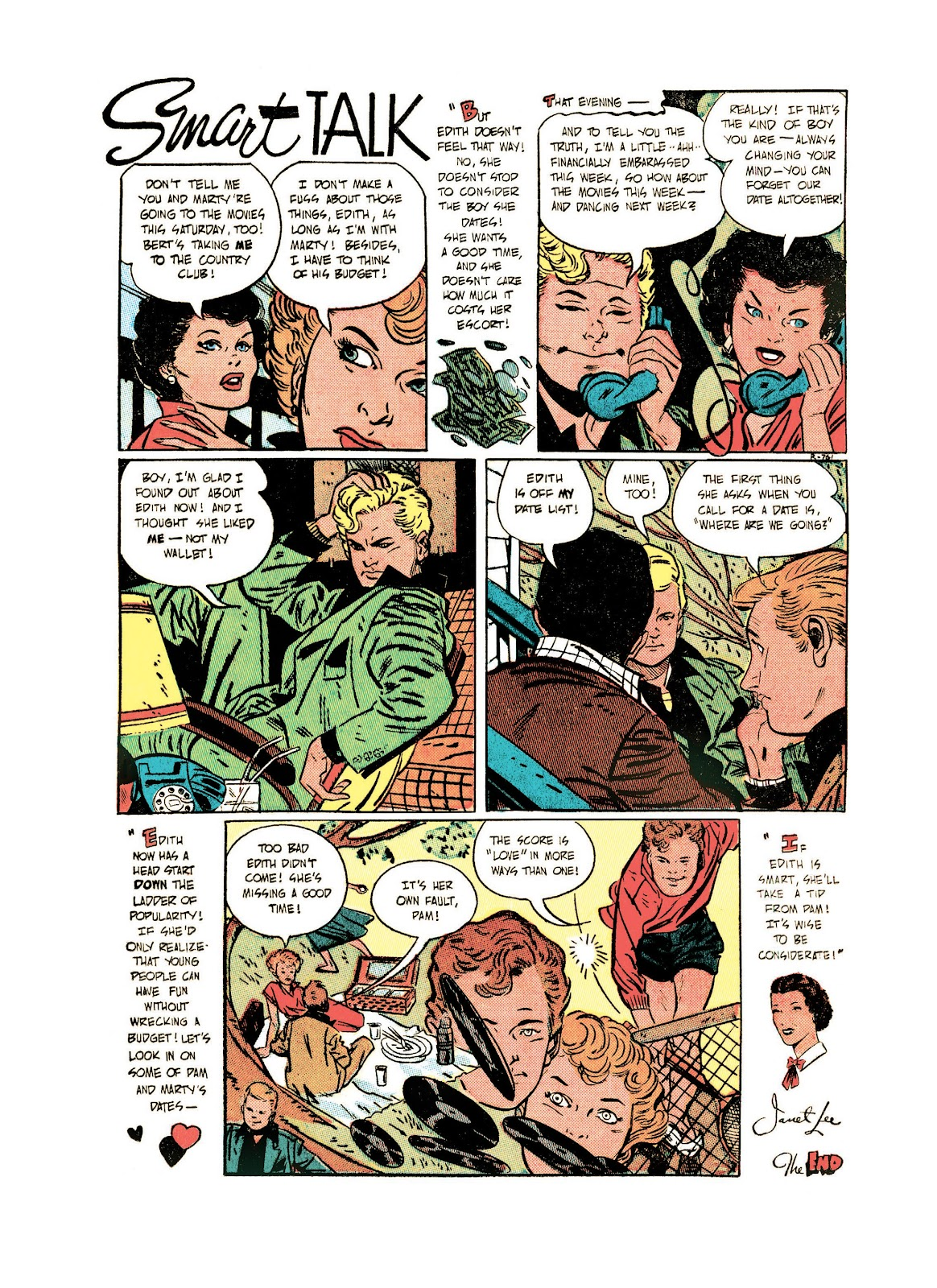 Read online Setting the Standard: Comics by Alex Toth 1952-1954 comic -  Issue # TPB (Part 2) - 86