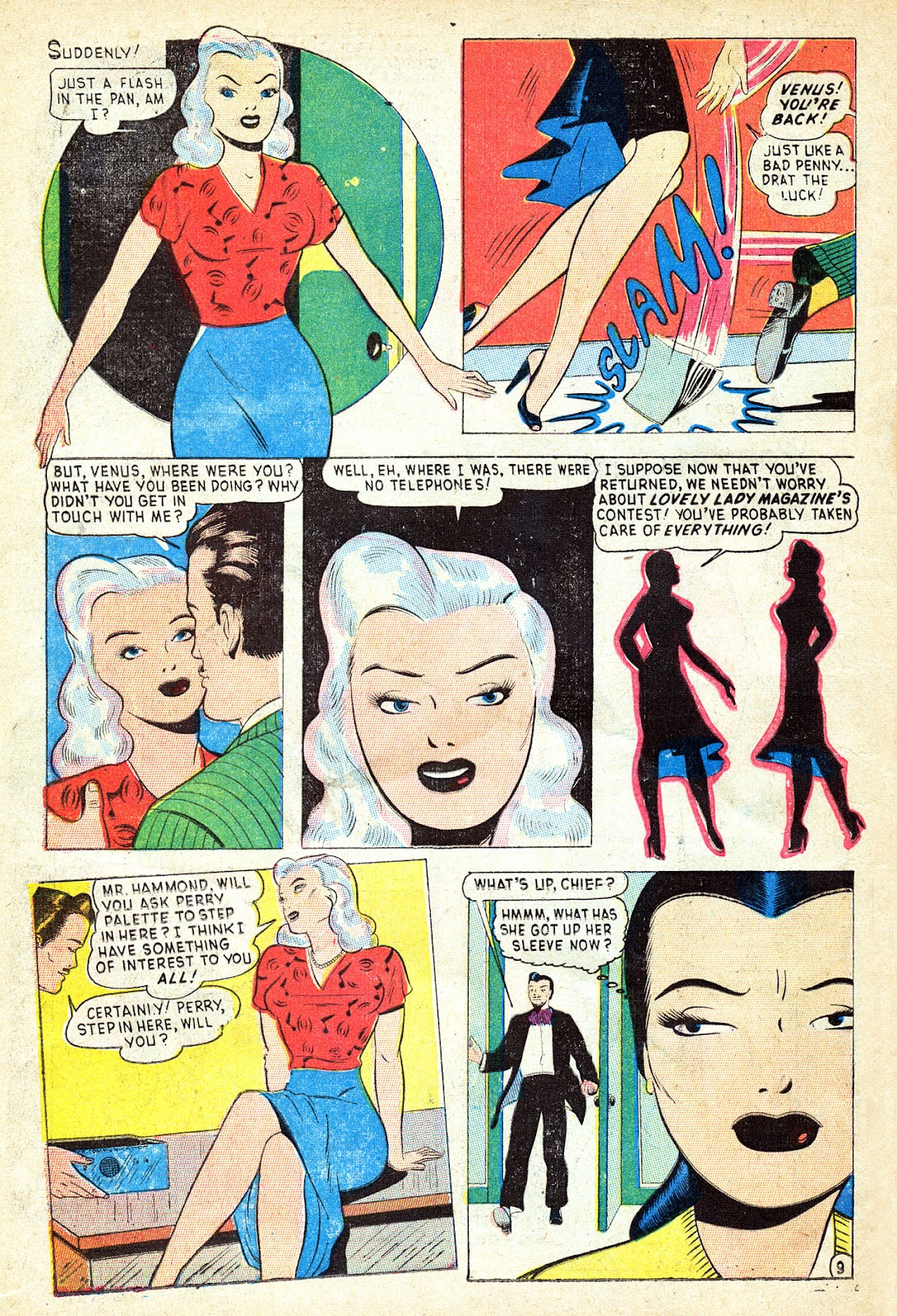 Venus (1948) issue 1 - Page 22