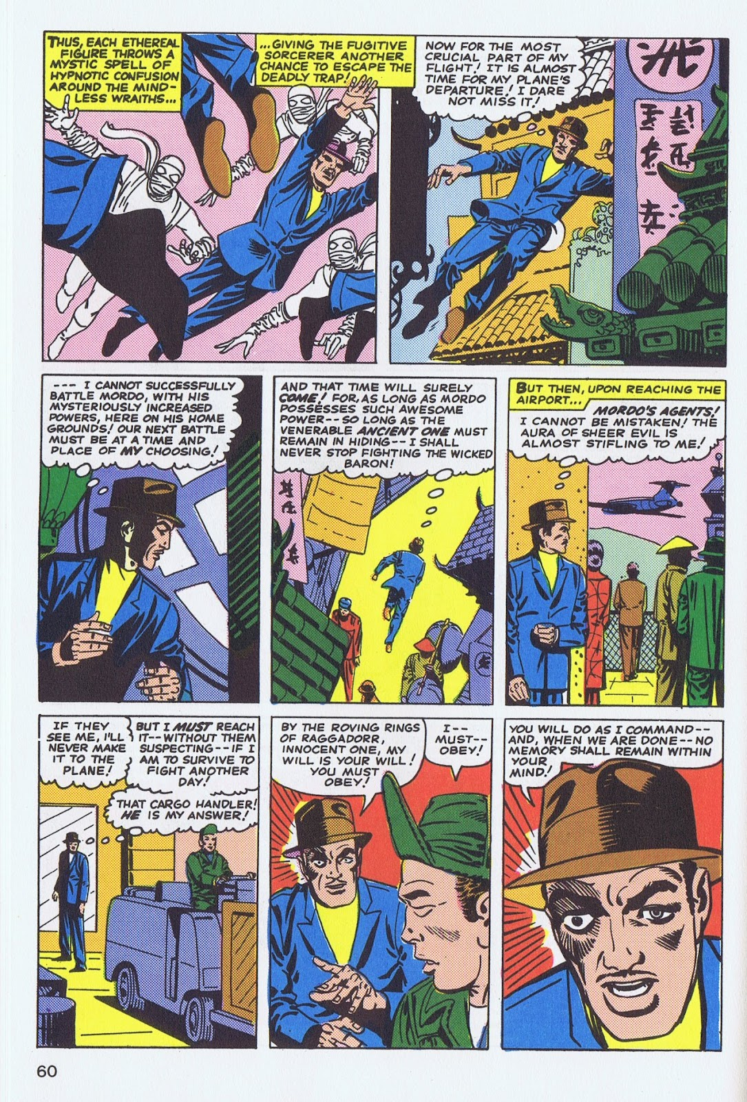 Doctor Strange: Master of the Mystic Arts issue TPB - Page 56