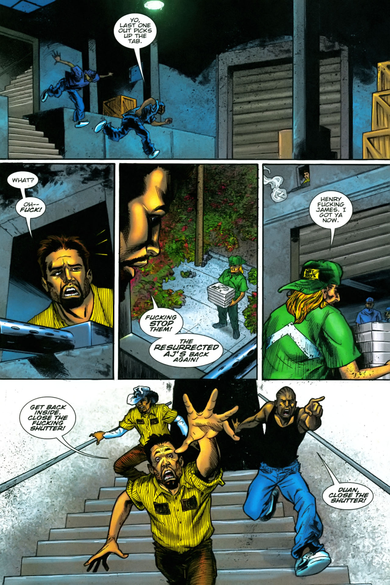 Read online The Exterminators comic -  Issue #22 - 20