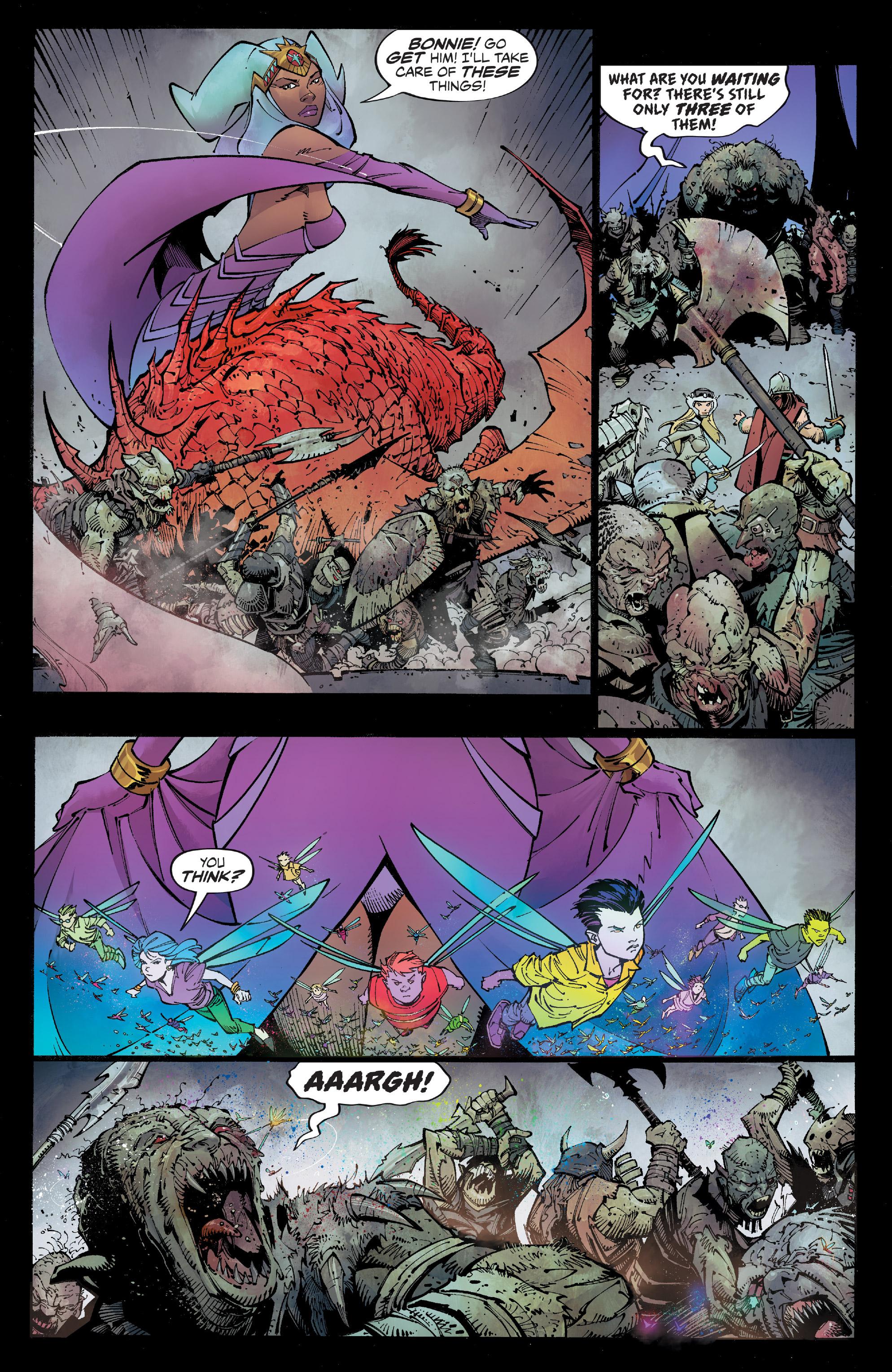Read online Reborn comic -  Issue #6 - 14