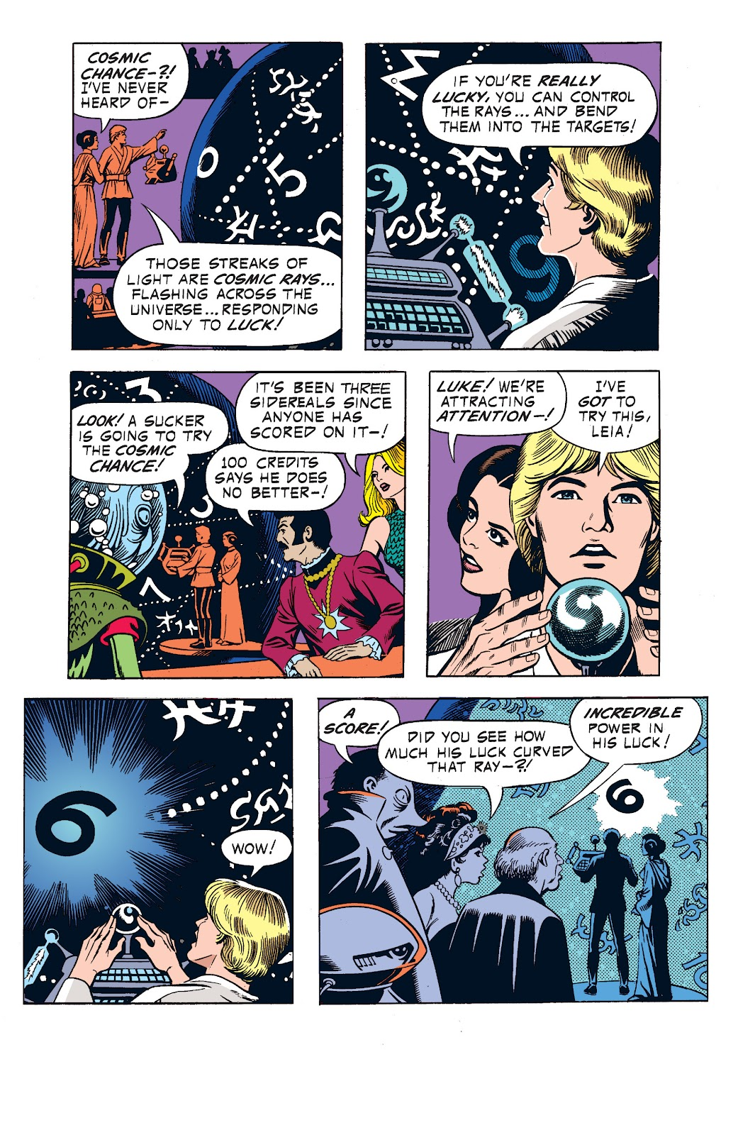 Read online Star Wars Legends: The Newspaper Strips - Epic Collection comic -  Issue # TPB (Part 1) - 46