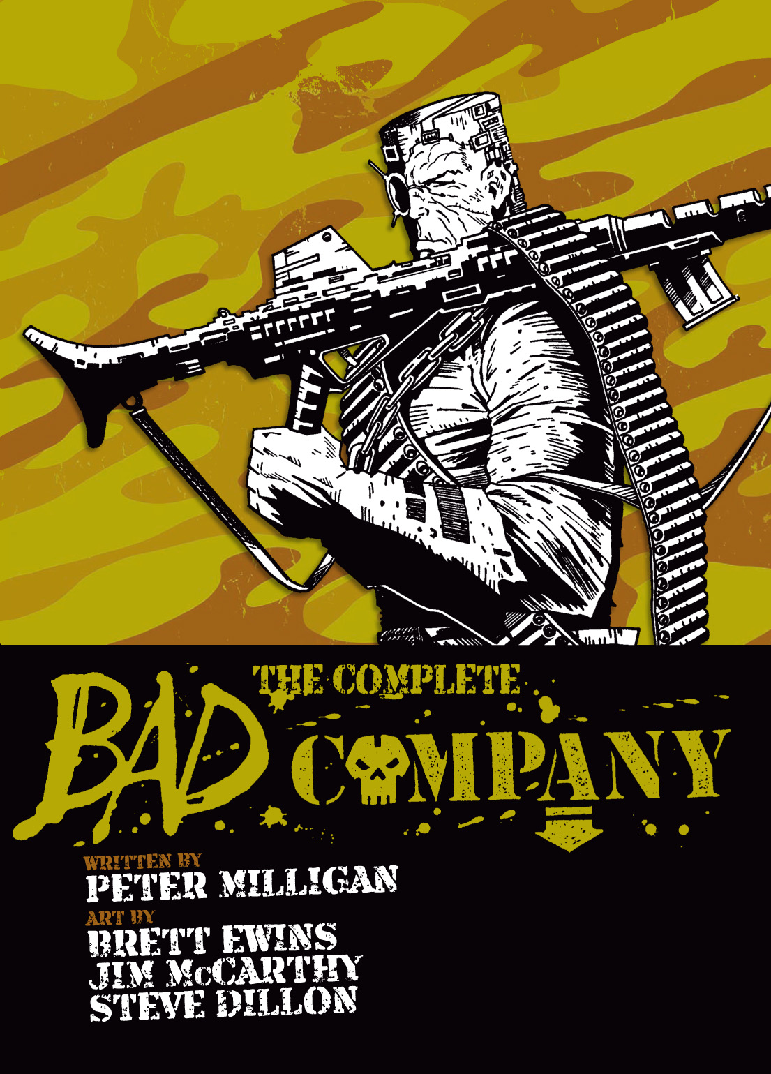 Read online The Complete Bad Company comic -  Issue # TPB - 1