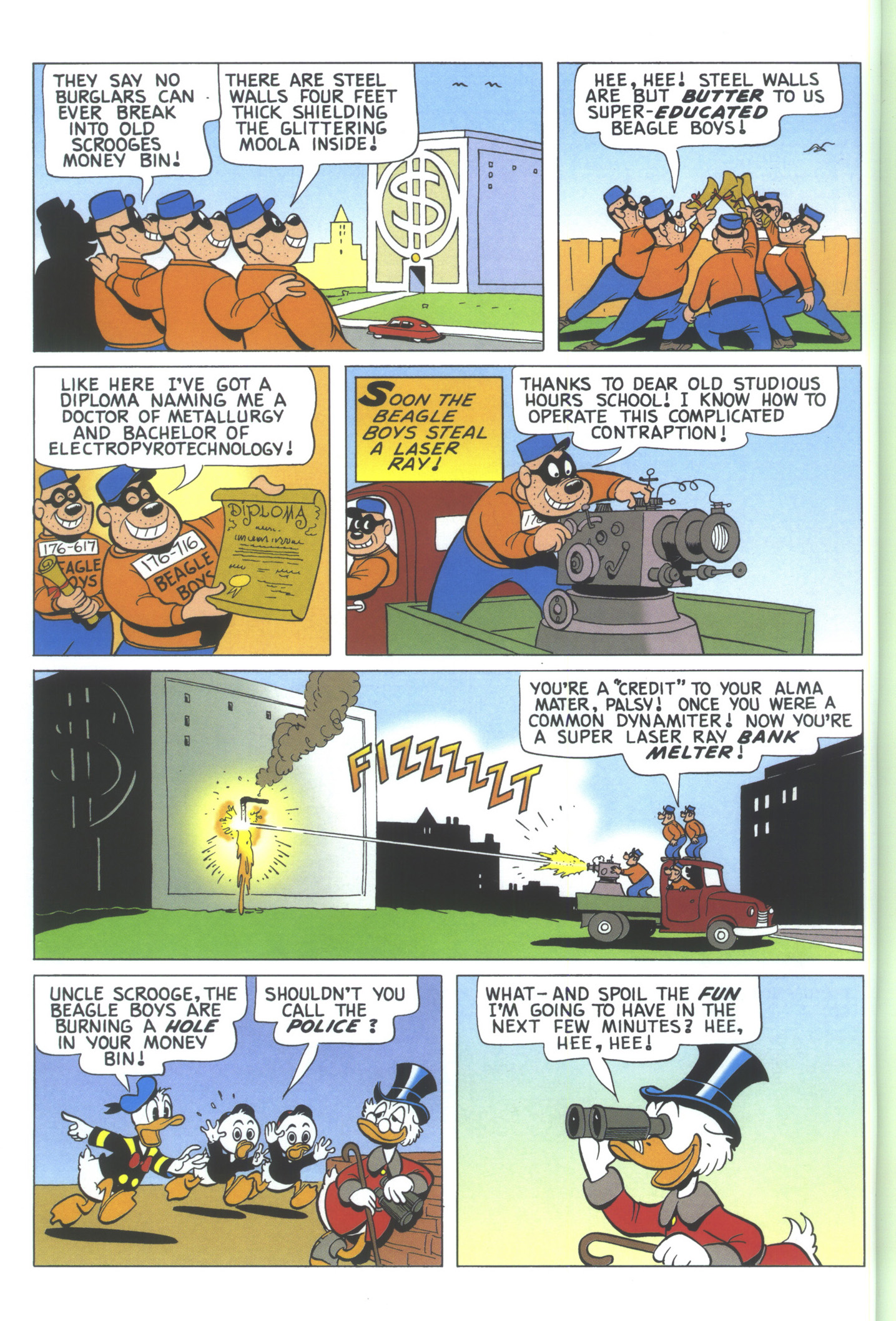 Read online Uncle Scrooge (1953) comic -  Issue #358 - 6