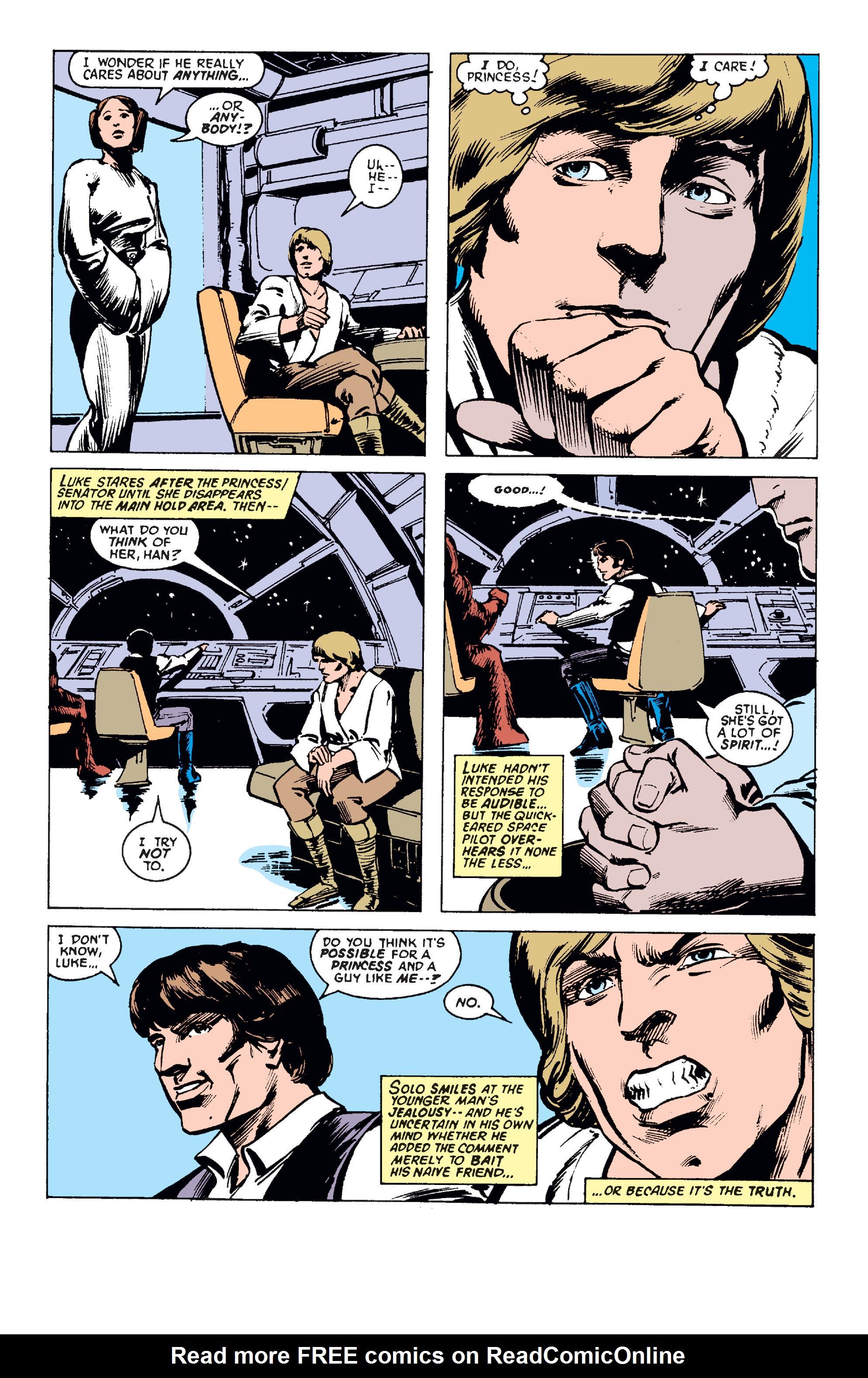 Read online Star Wars Omnibus comic -  Issue # Vol. 13 - 90