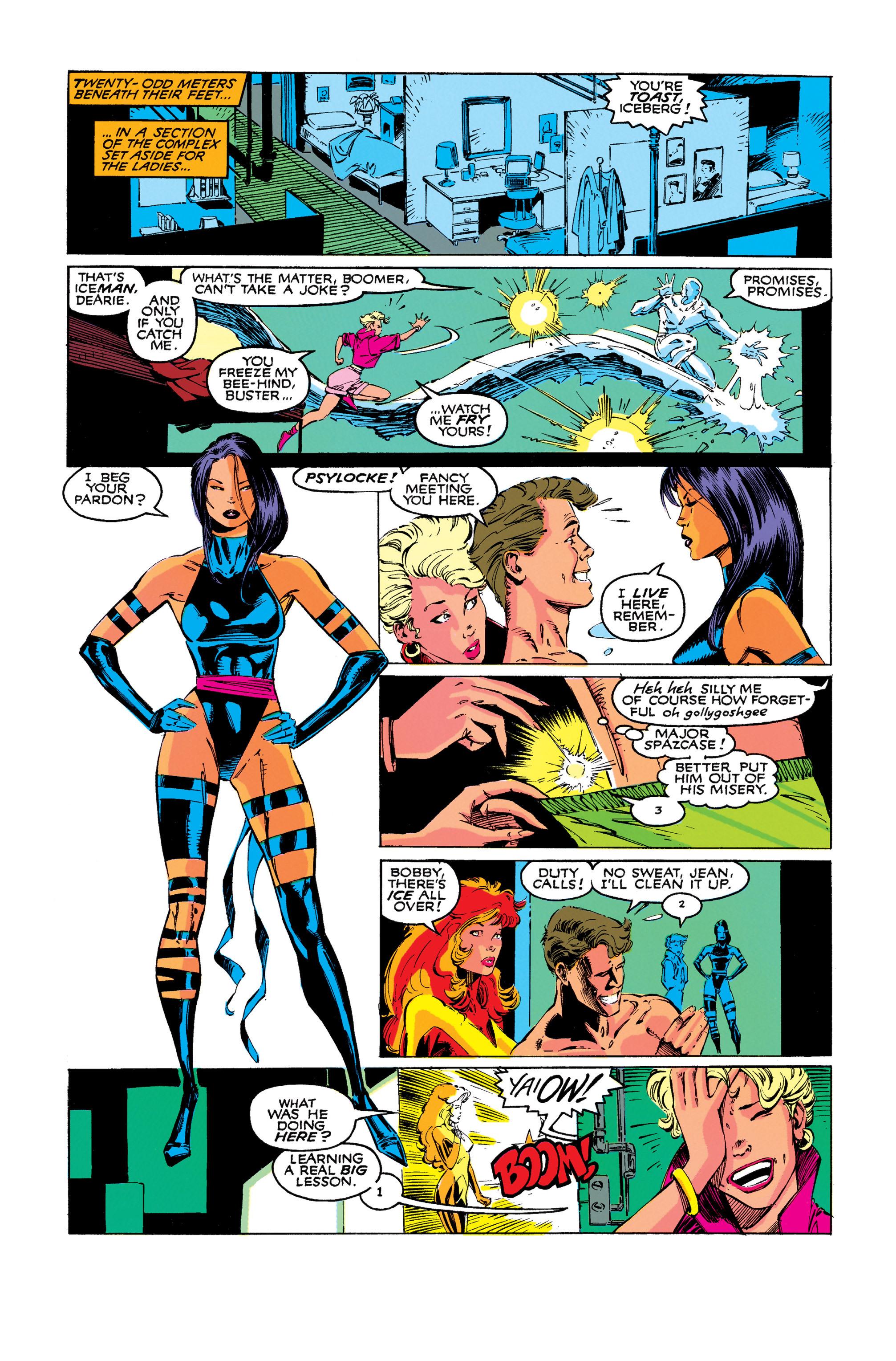Read online Uncanny X-Men (1963) comic -  Issue #273 - 14
