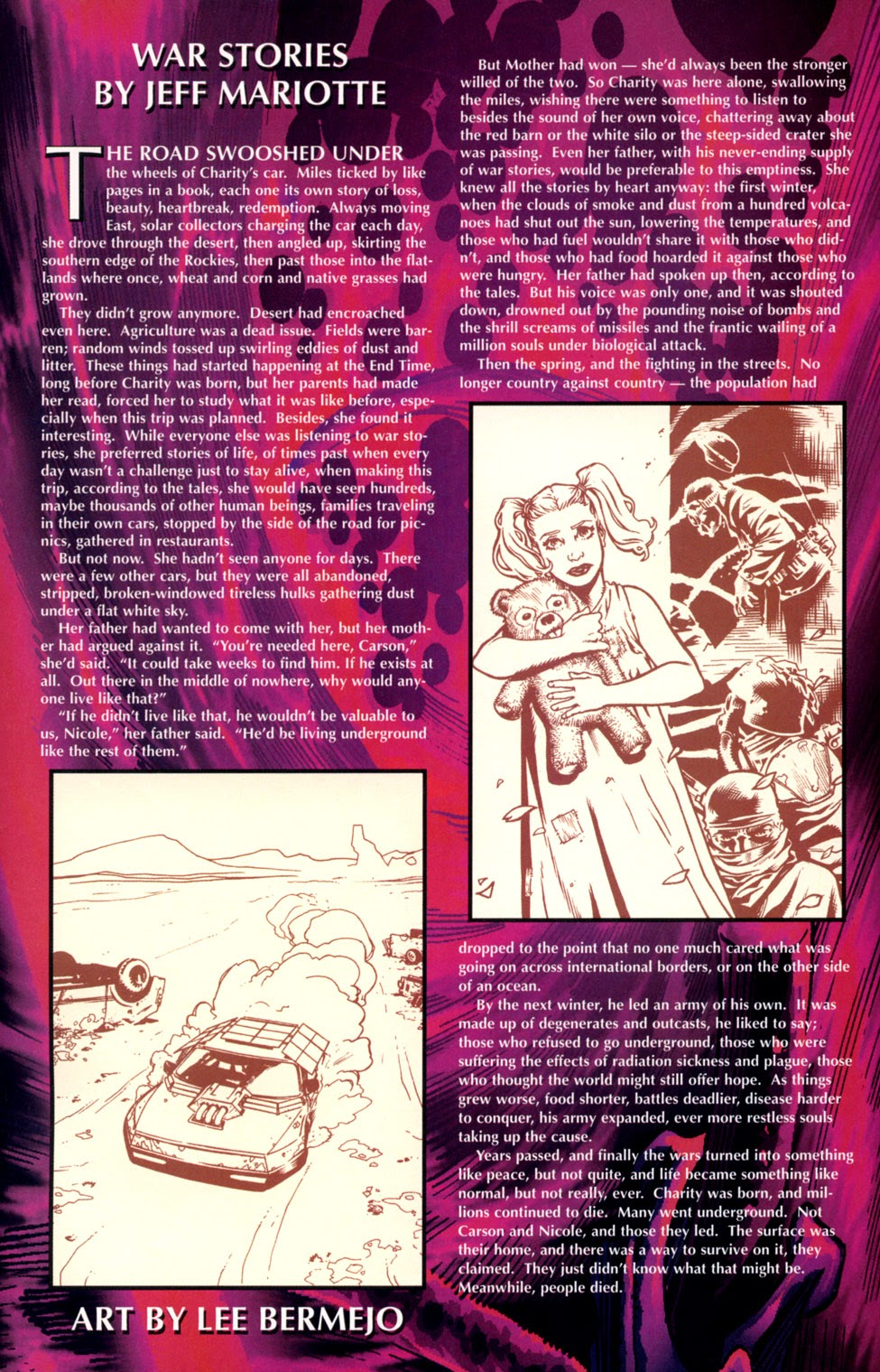 Read online C-23 comic -  Issue #3 - 24