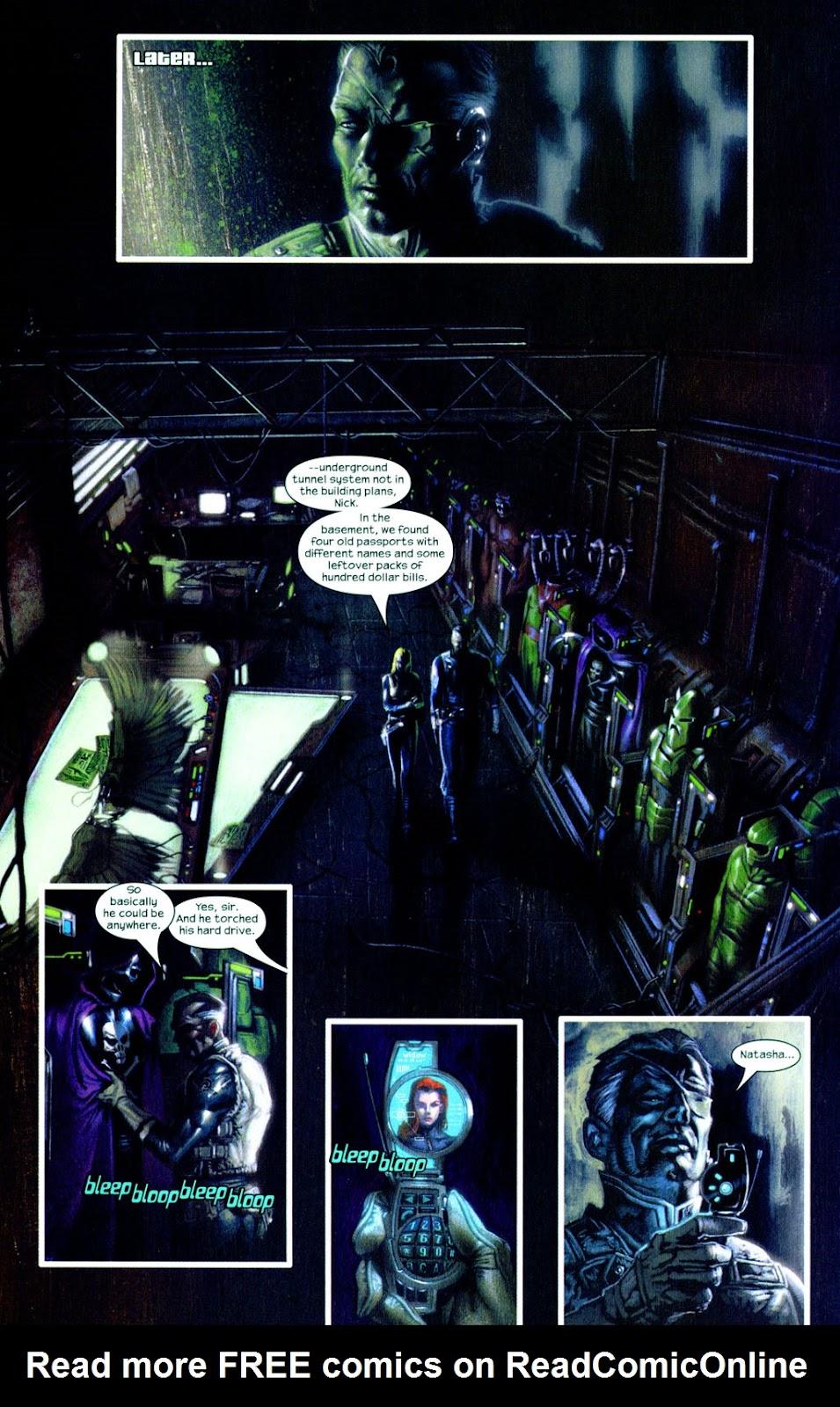 Read online Secret War comic -  Issue #1 - 17
