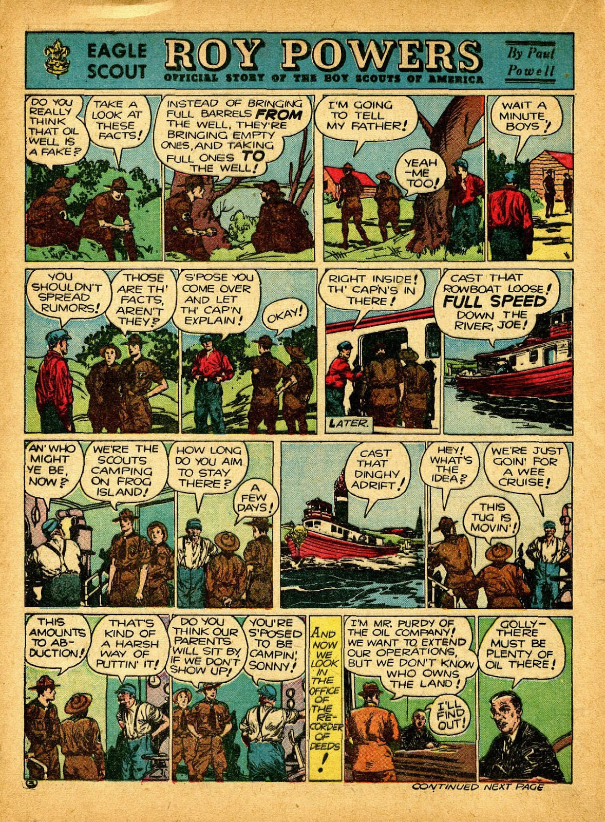 Read online Famous Funnies comic -  Issue #84 - 44