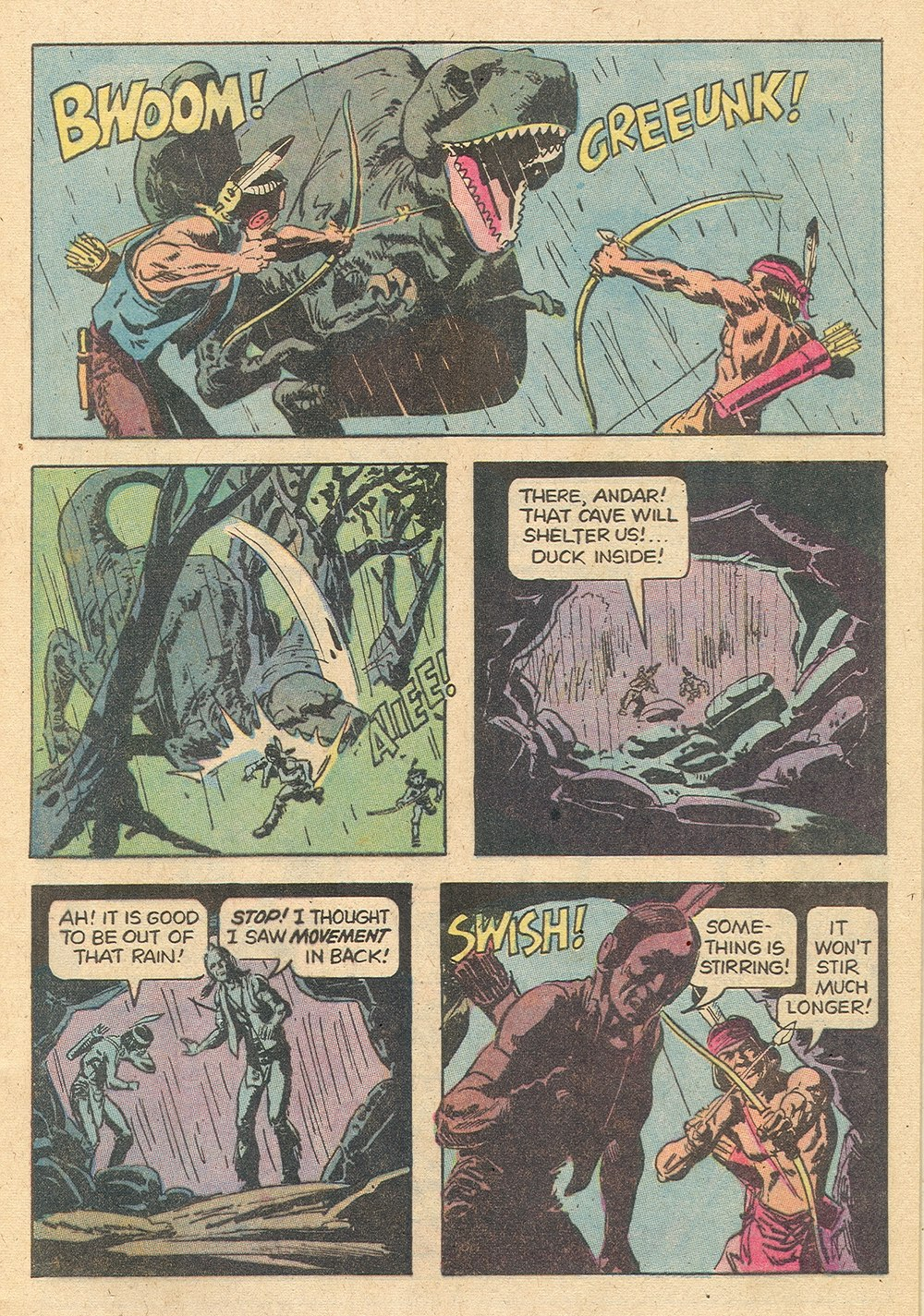 Read online Turok, Son of Stone comic -  Issue #129 - 9