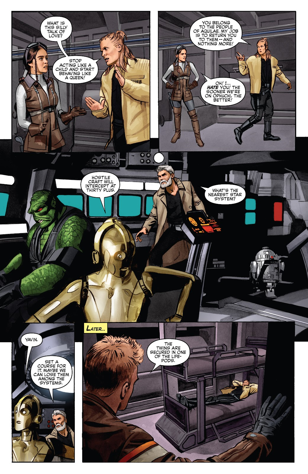 Read online Star Wars Legends: Infinities - Epic Collection comic -  Issue # TPB (Part 5) - 13