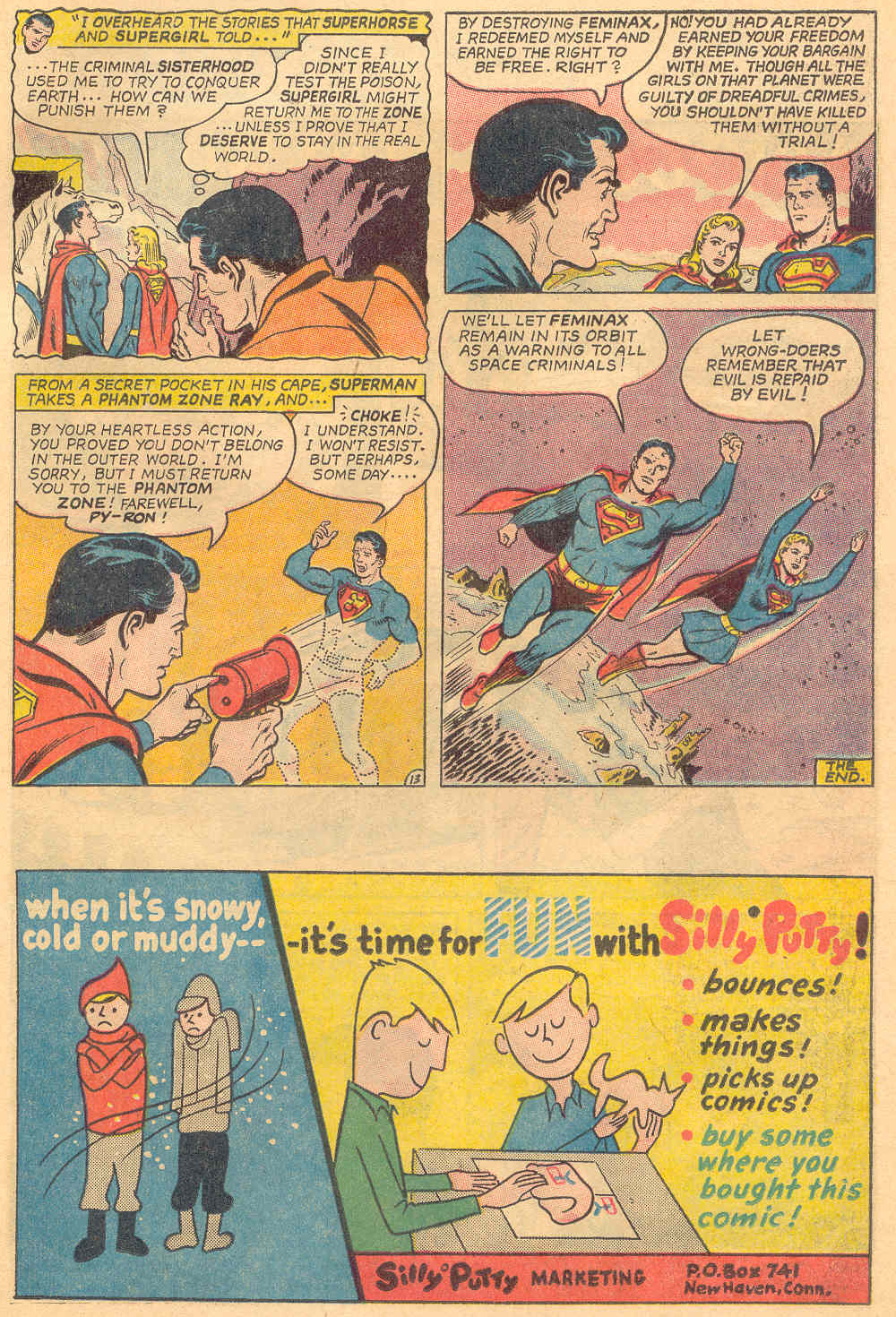 Read online Action Comics (1938) comic -  Issue #323 - 31