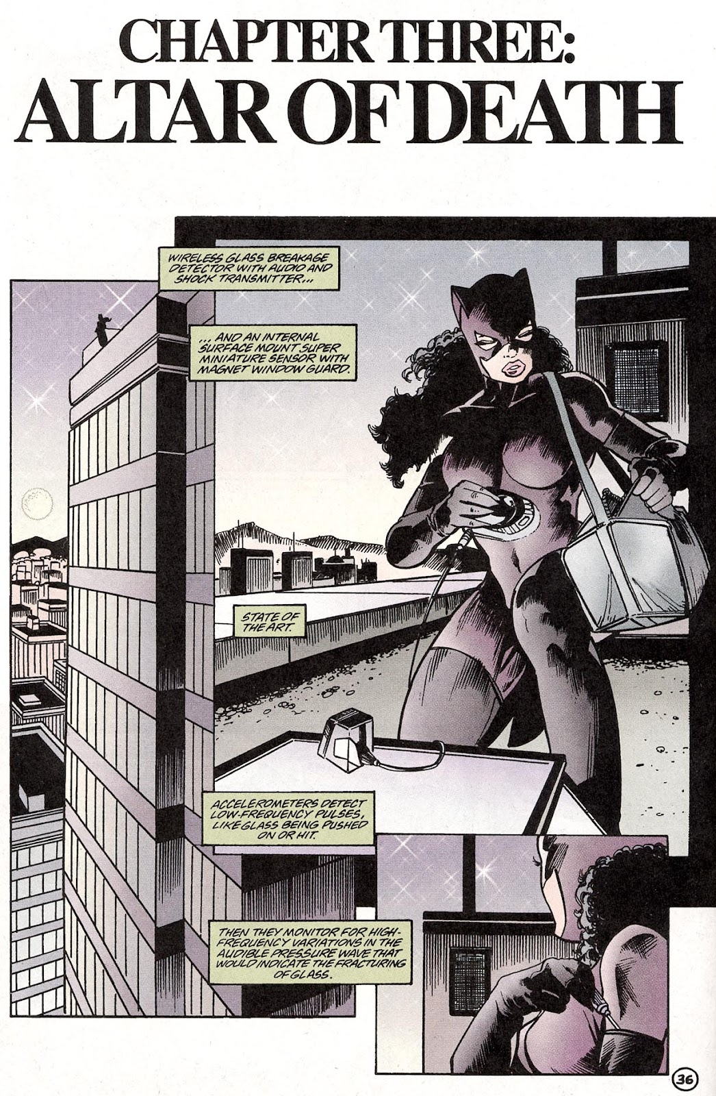 Catwoman (1993) Annual 4 #4 - English 38