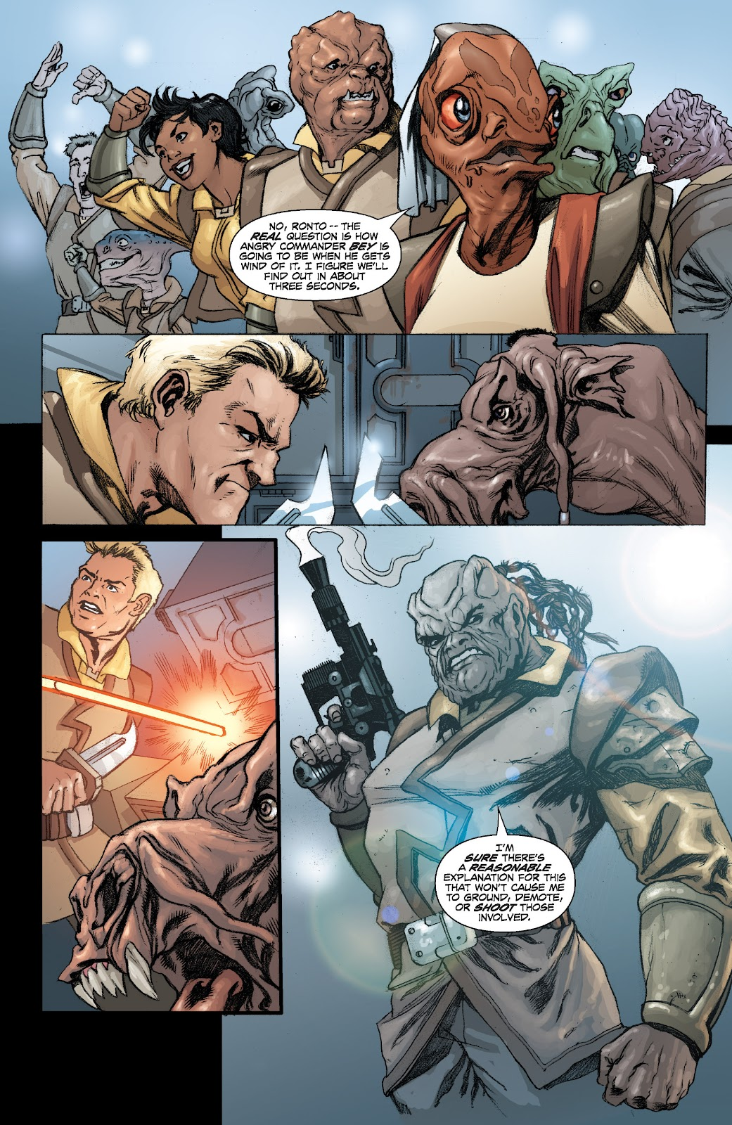 Read online Star Wars Legends: Legacy - Epic Collection comic -  Issue # TPB 2 (Part 1) - 18