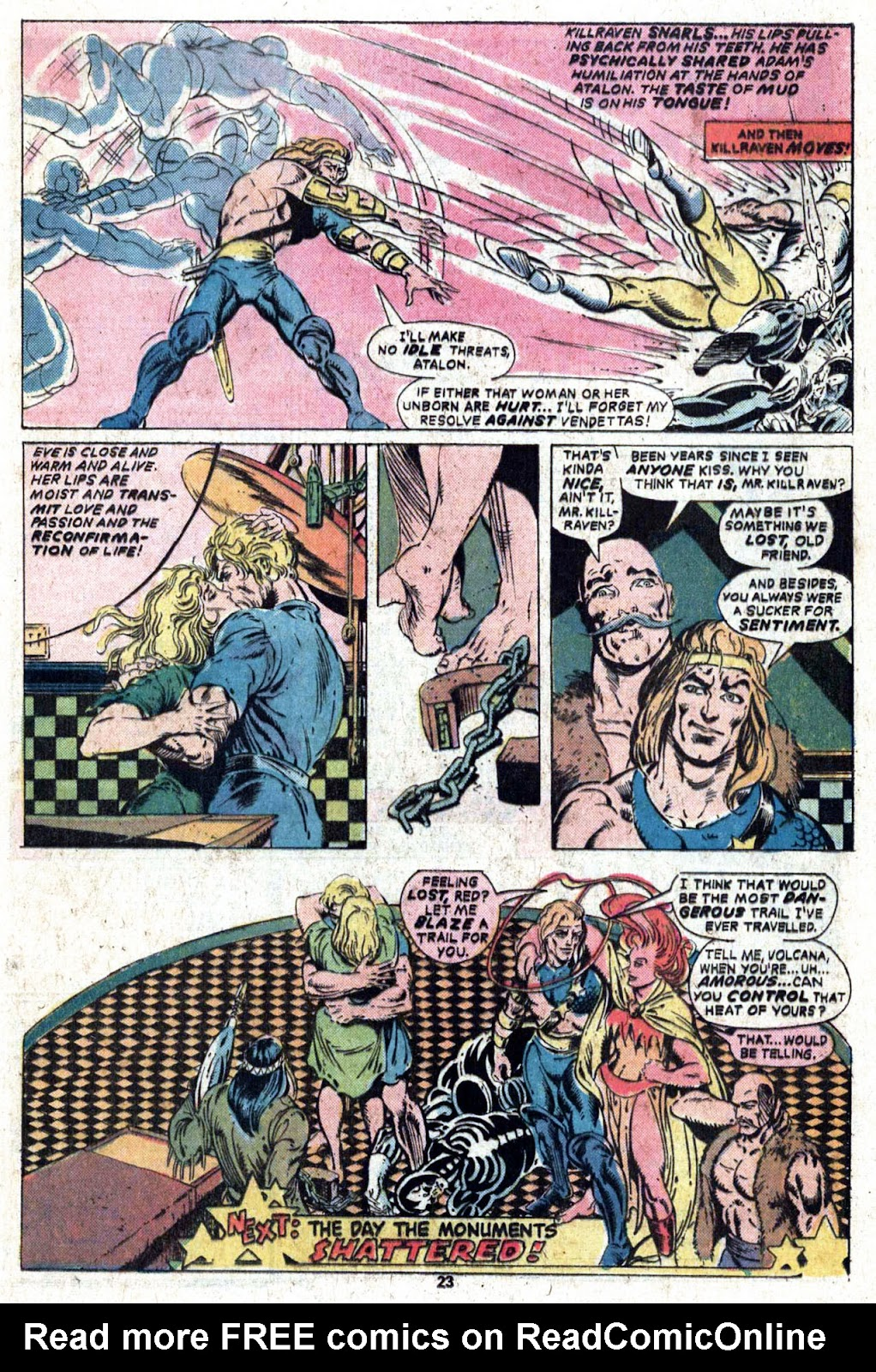 Amazing Adventures (1970) issue 28 - Page 24