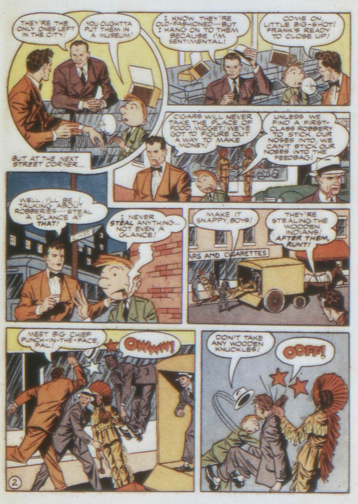 Read online Detective Comics (1937) comic -  Issue #74 - 59