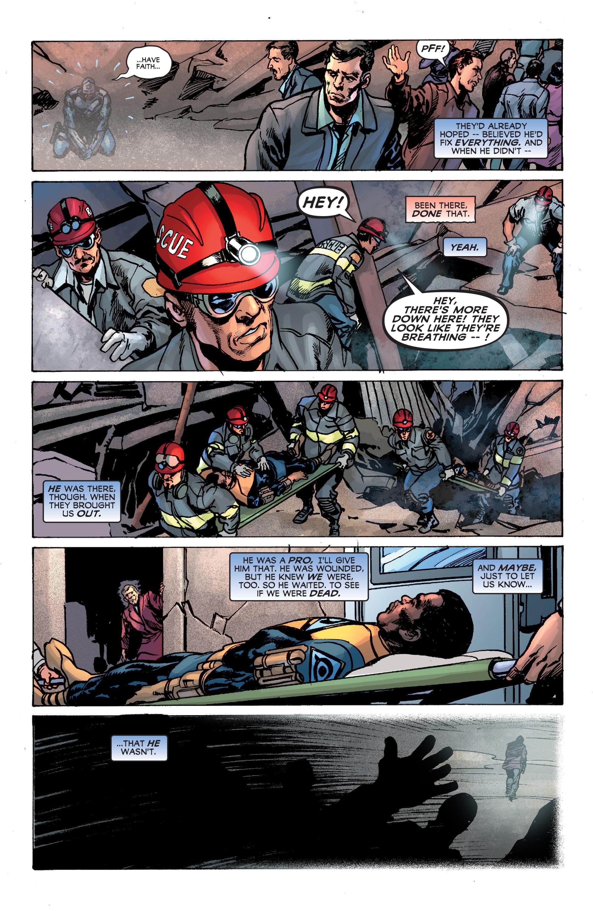Read online Astro City: Dark Age/Book Three comic -  Issue #4 - 19