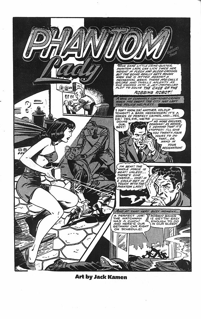 Read online Golden-Age Men of Mystery comic -  Issue #3 - 16