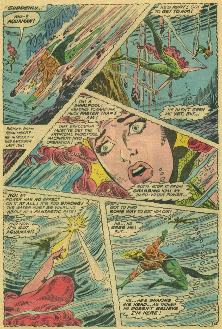 Read online Aquaman (1962) comic -  Issue #46 - 16