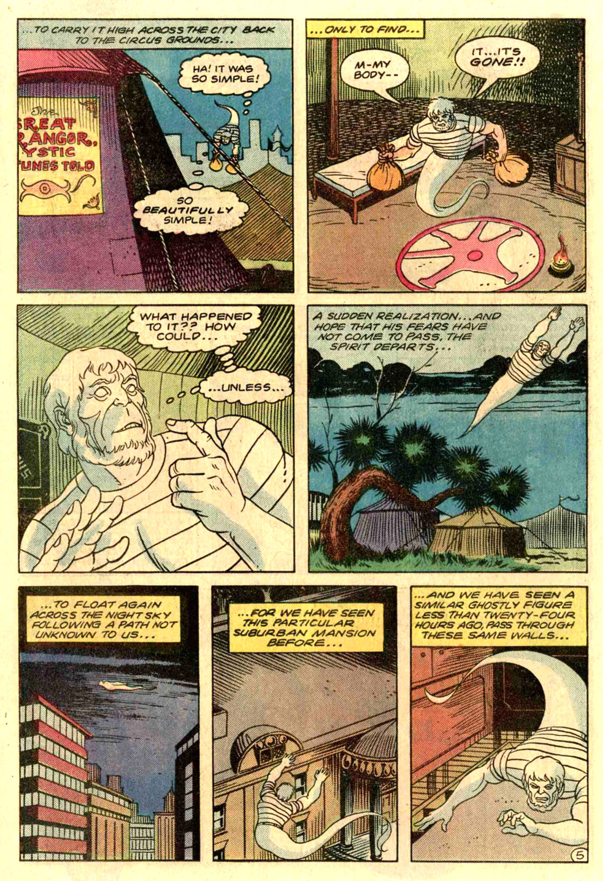 Read online Secrets of Haunted House comic -  Issue #42 - 18