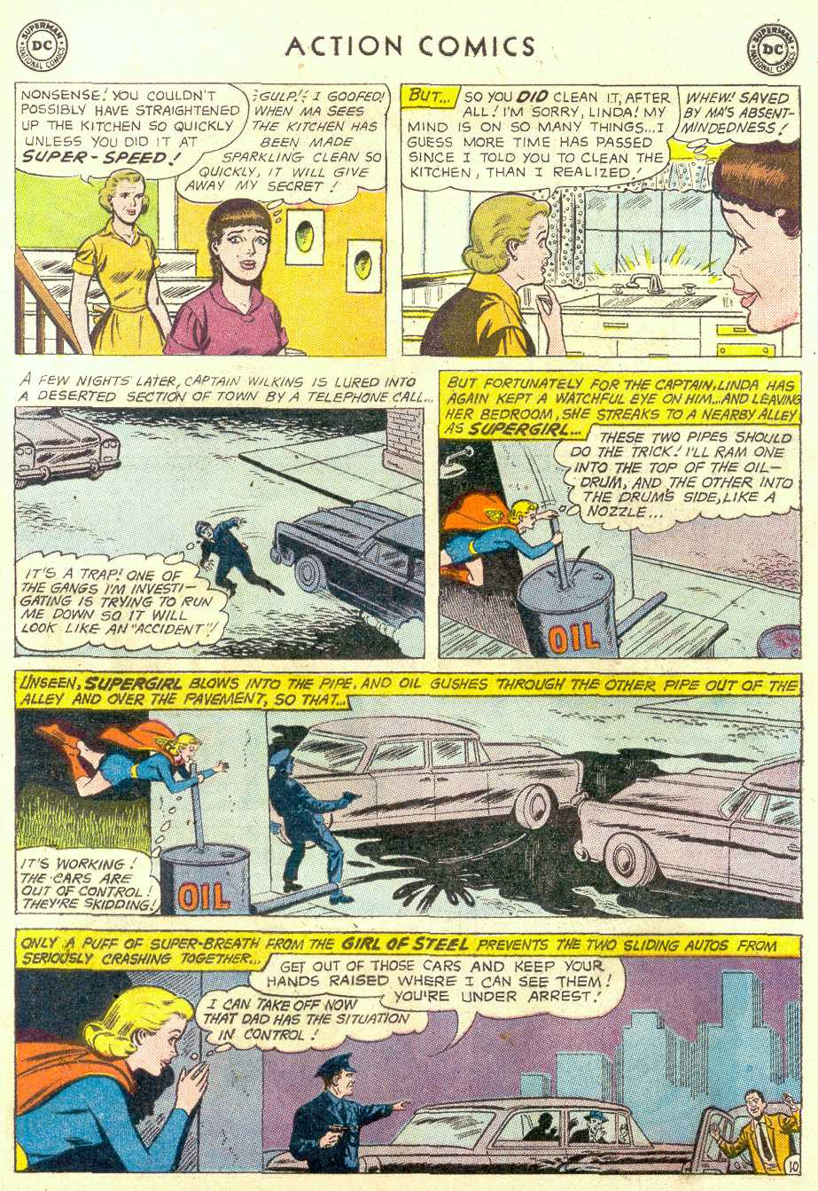 Read online Action Comics (1938) comic -  Issue #264 - 29