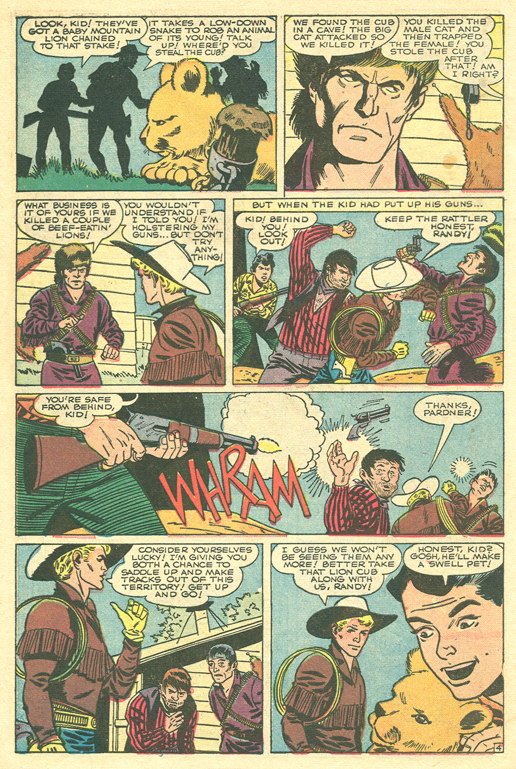 The Rawhide Kid (1955) issue 5 - Page 30