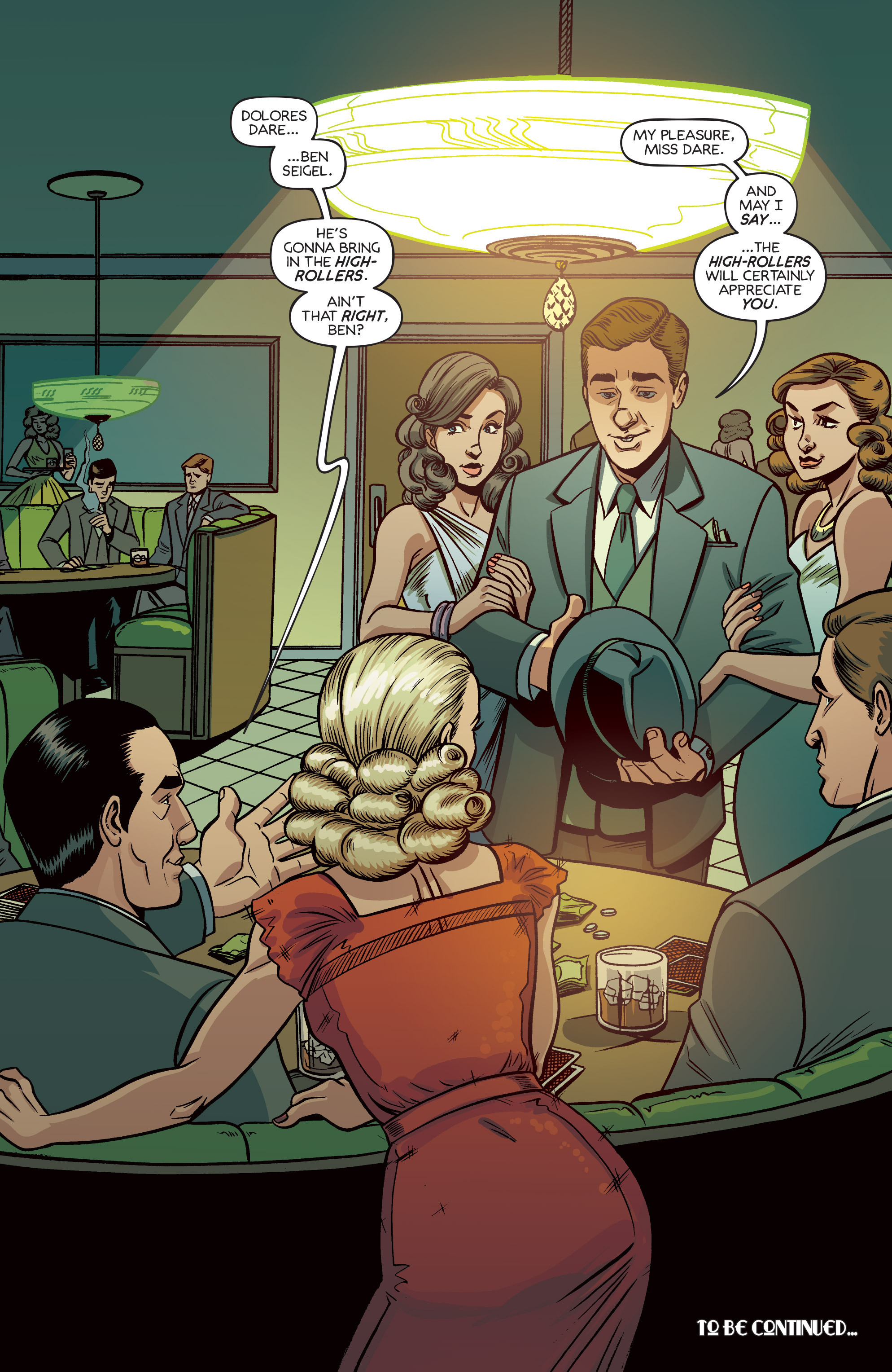 Read online Angel City comic -  Issue #2 - 23