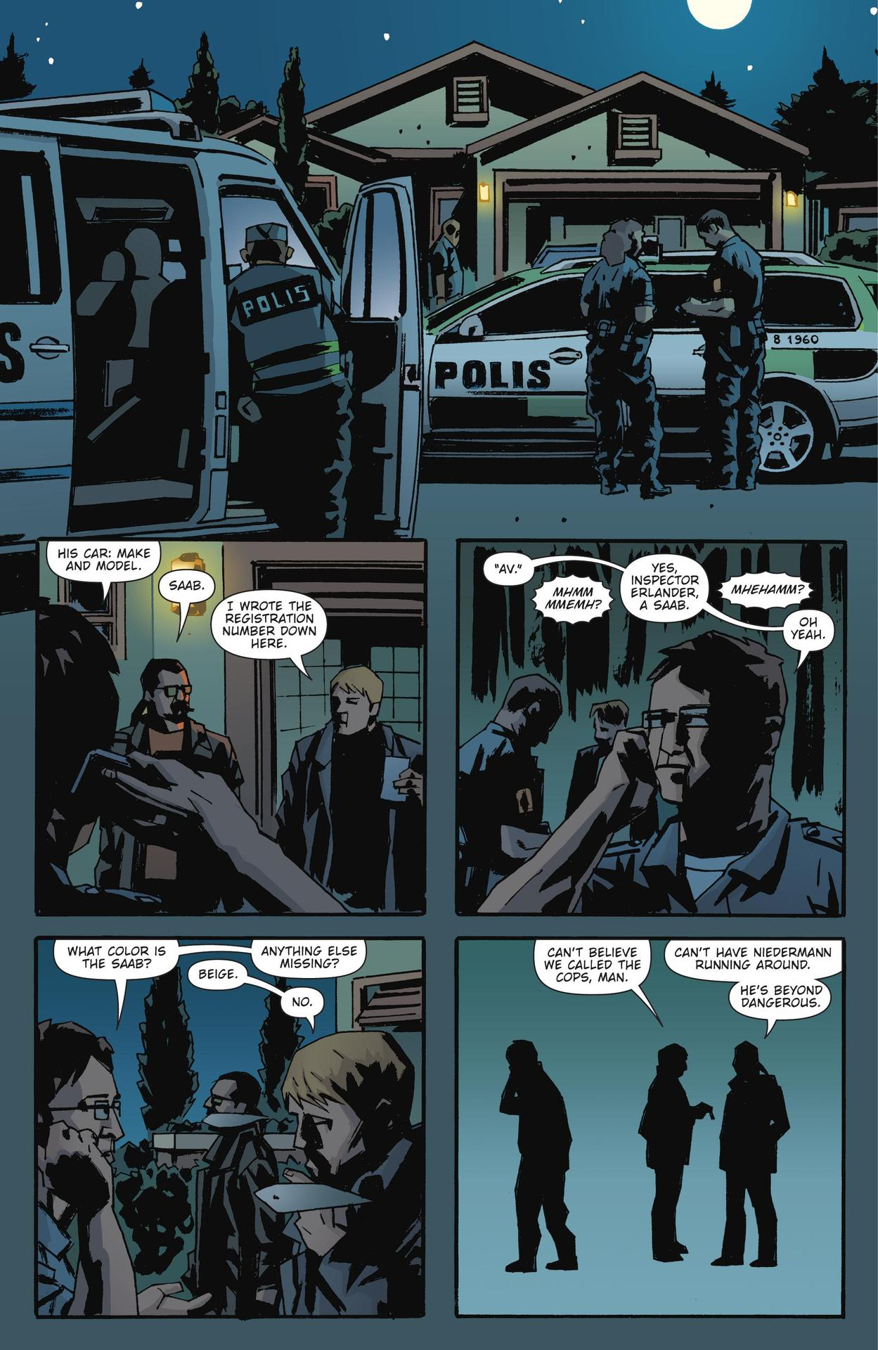 Read online The Girl Who Kicked The Hornet's Nest comic -  Issue # TPB - 52