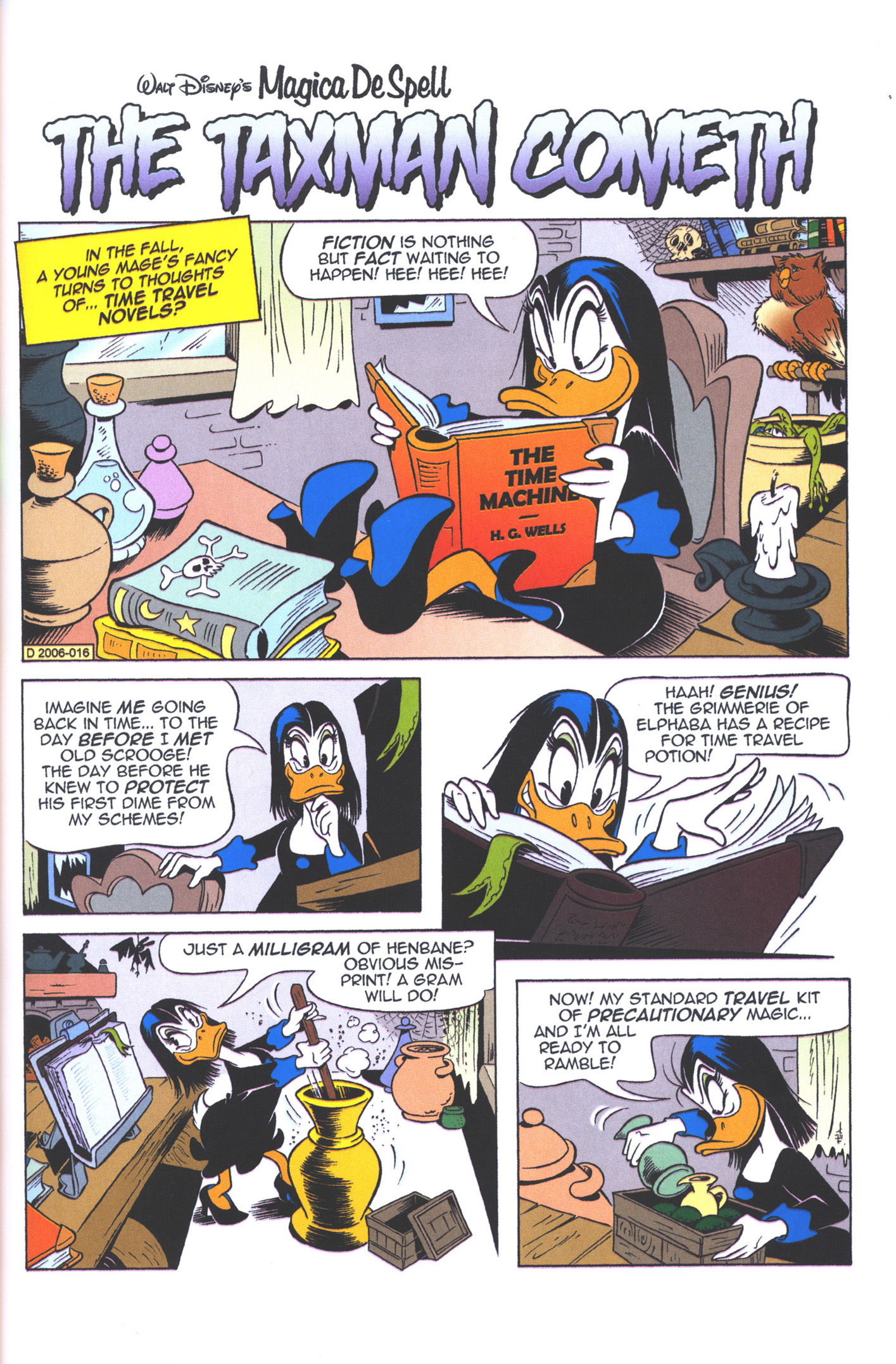 Read online Uncle Scrooge (1953) comic -  Issue #379 - 29