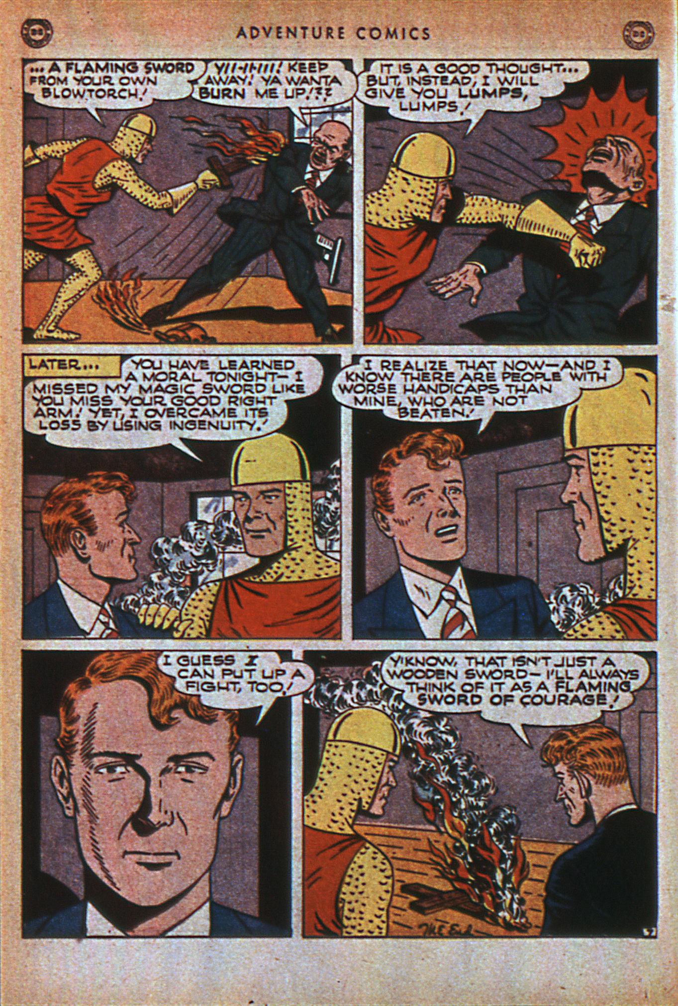 Read online Adventure Comics (1938) comic -  Issue #116 - 29