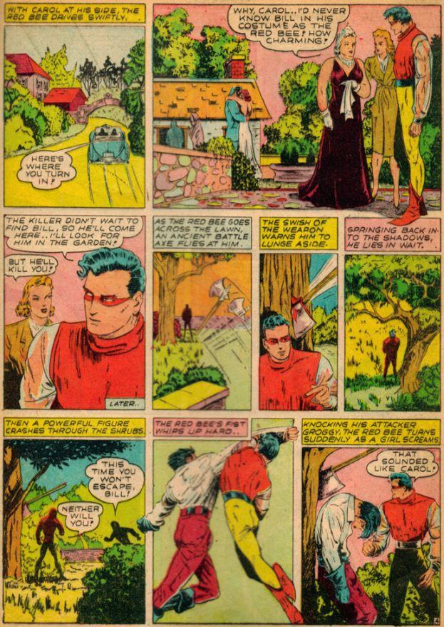 Read online Hit Comics comic -  Issue #14 - 37