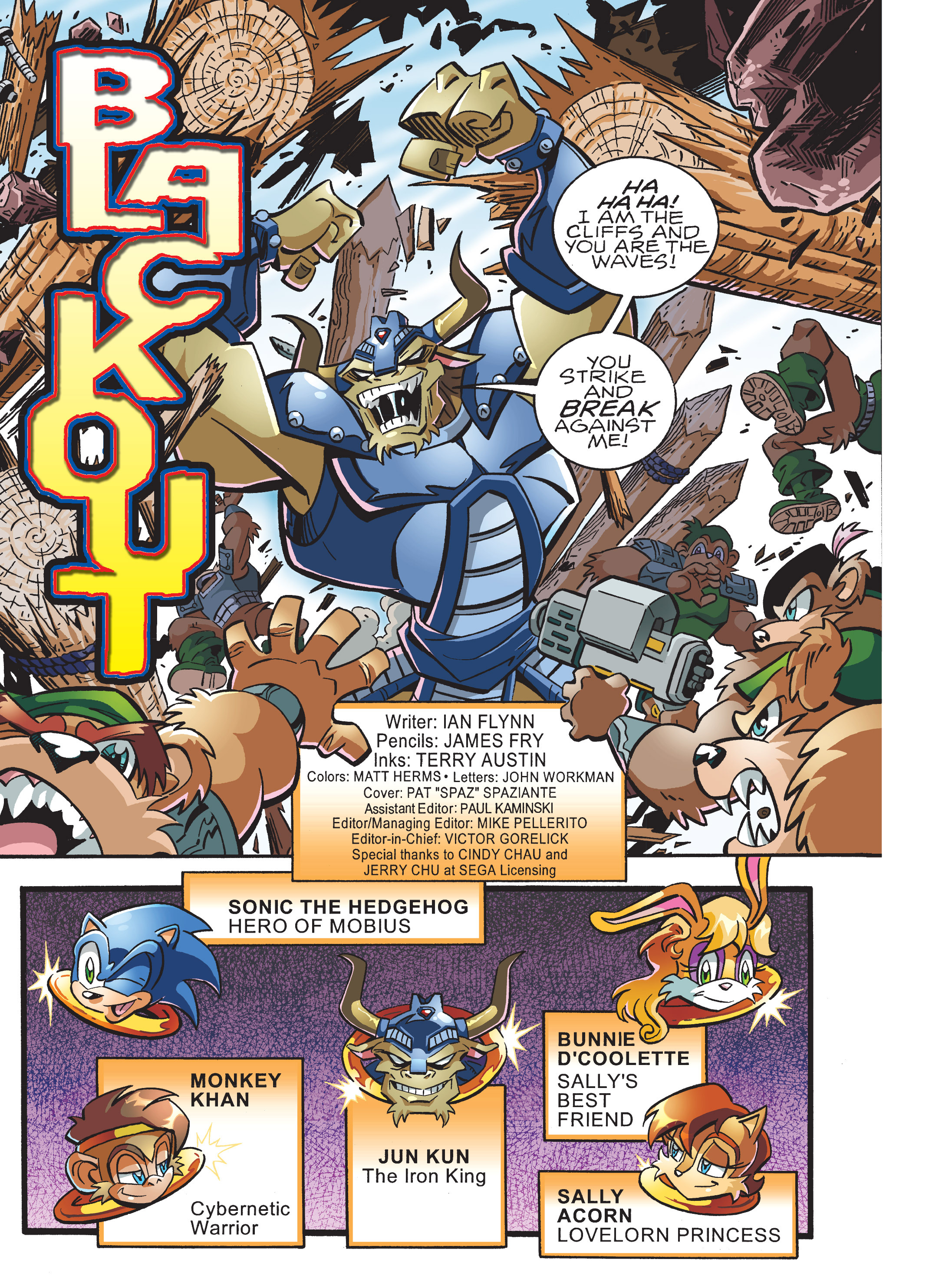 Read online Sonic Super Digest comic -  Issue #7 - 45