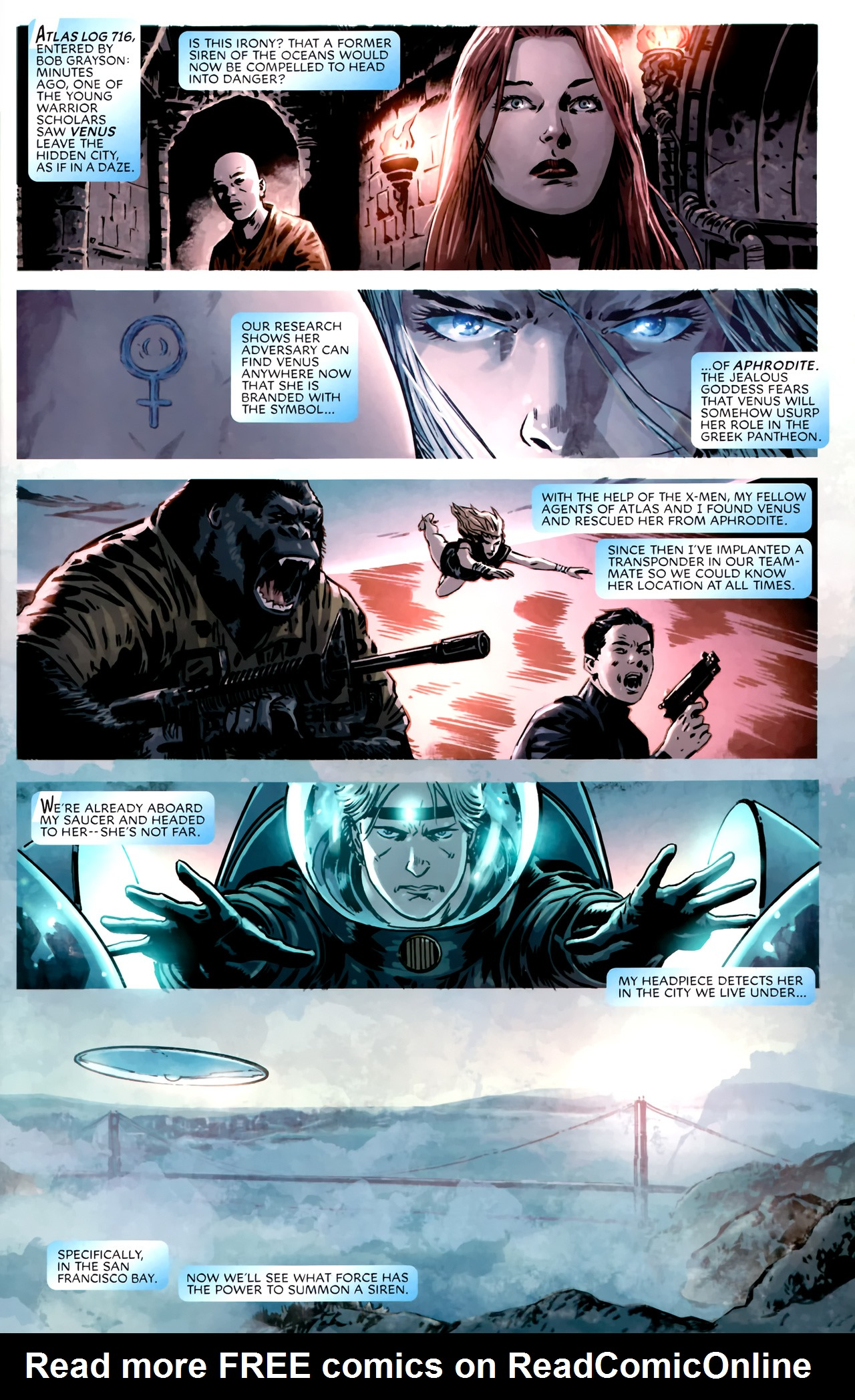 Read online Assault on New Olympus Prologue comic -  Issue #Assault on New Olympus Prologue Full - 35