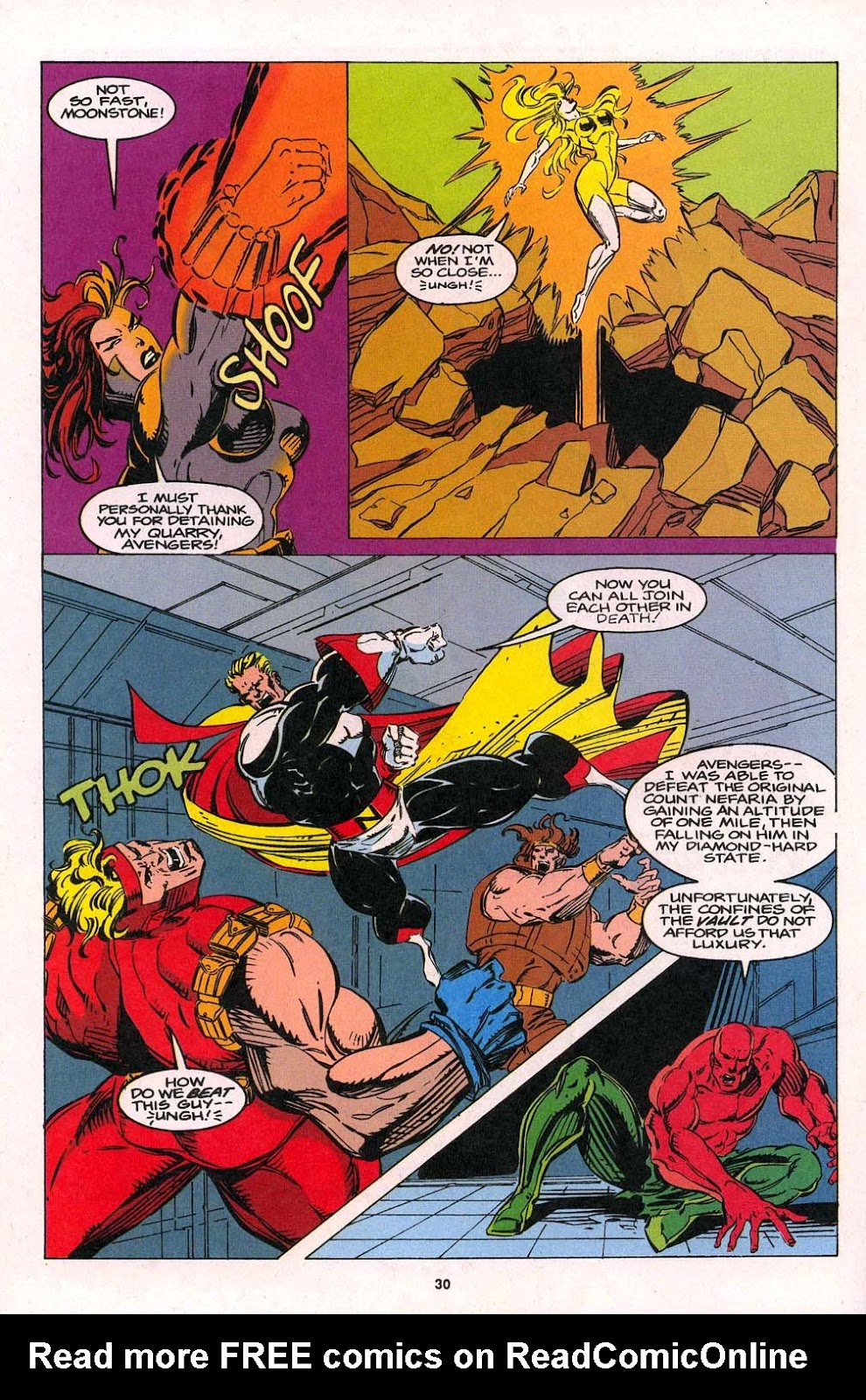 Avengers Unplugged issue 1 - Page 22