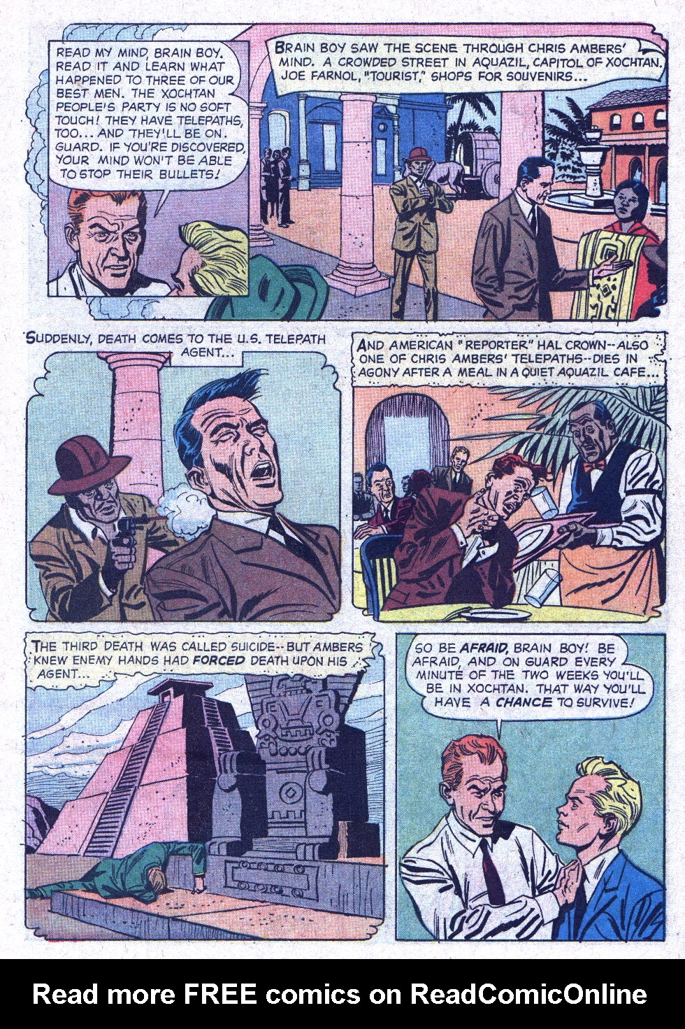 Four Color Comics issue 1330 - Page 11
