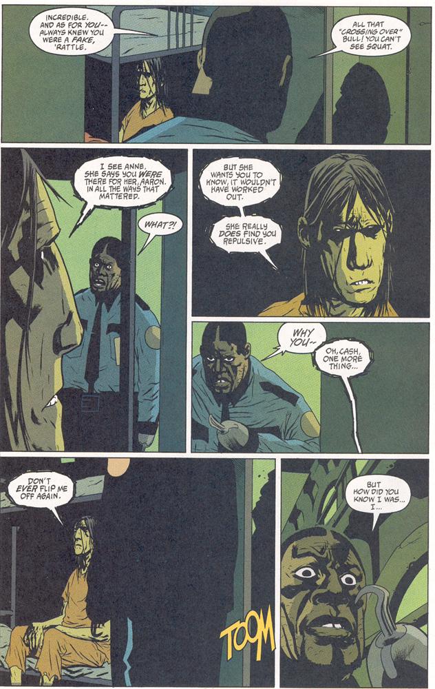 Read online Arkham Asylum: Living Hell comic -  Issue #2 - 22