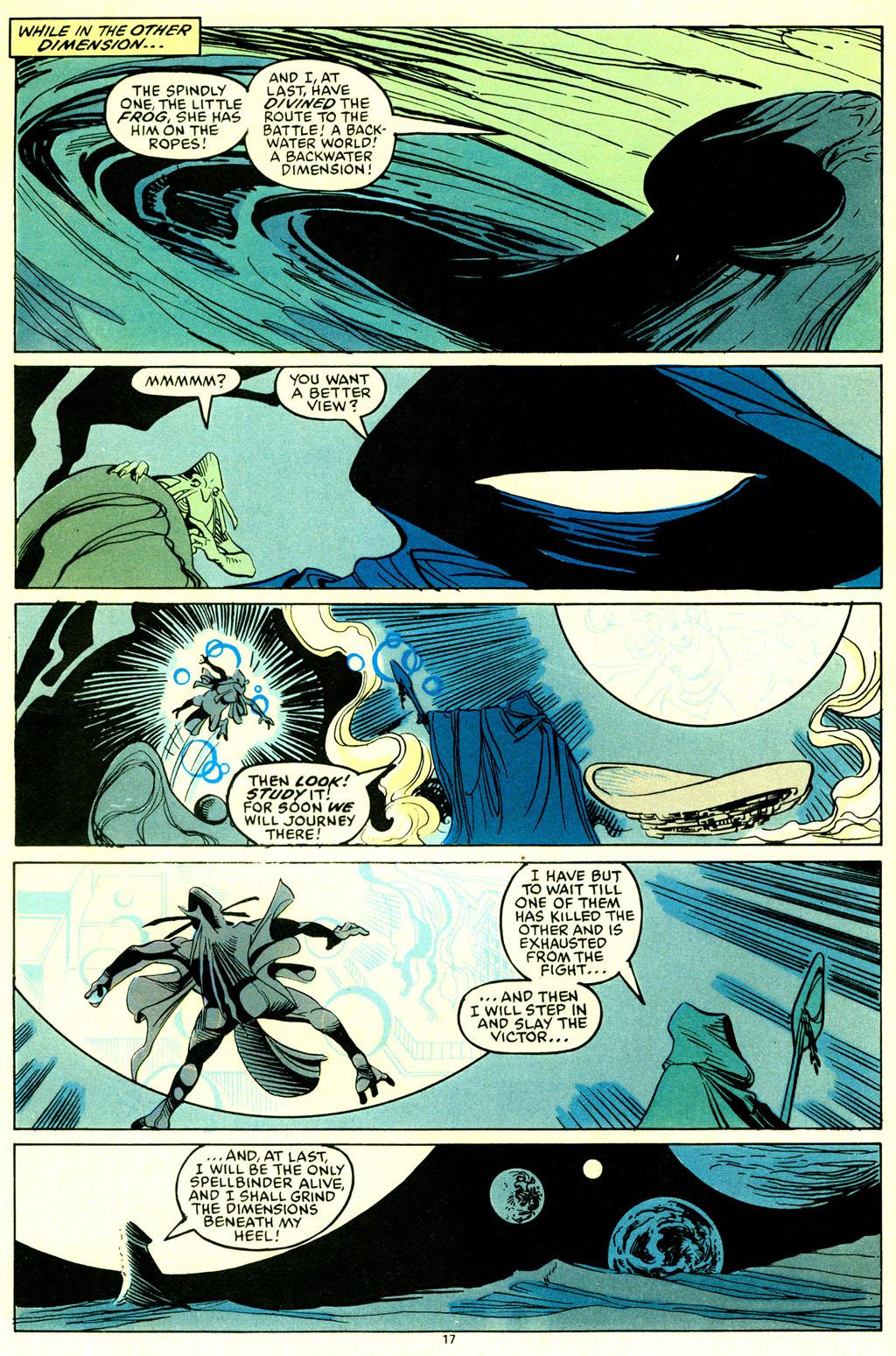 Read online Spellbound comic -  Issue #6 - 18
